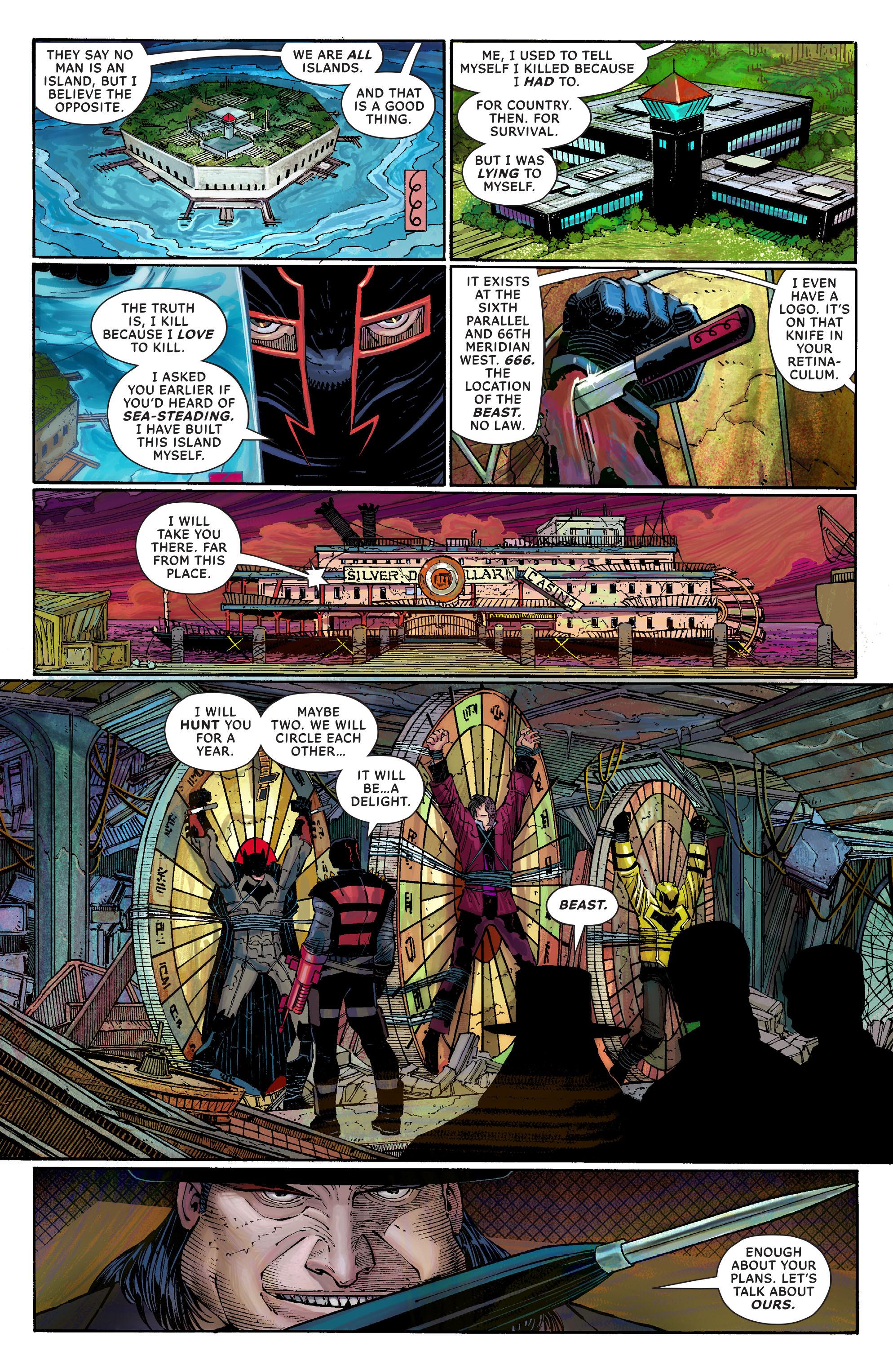 Read online All-Star Batman comic -  Issue #4 - 20