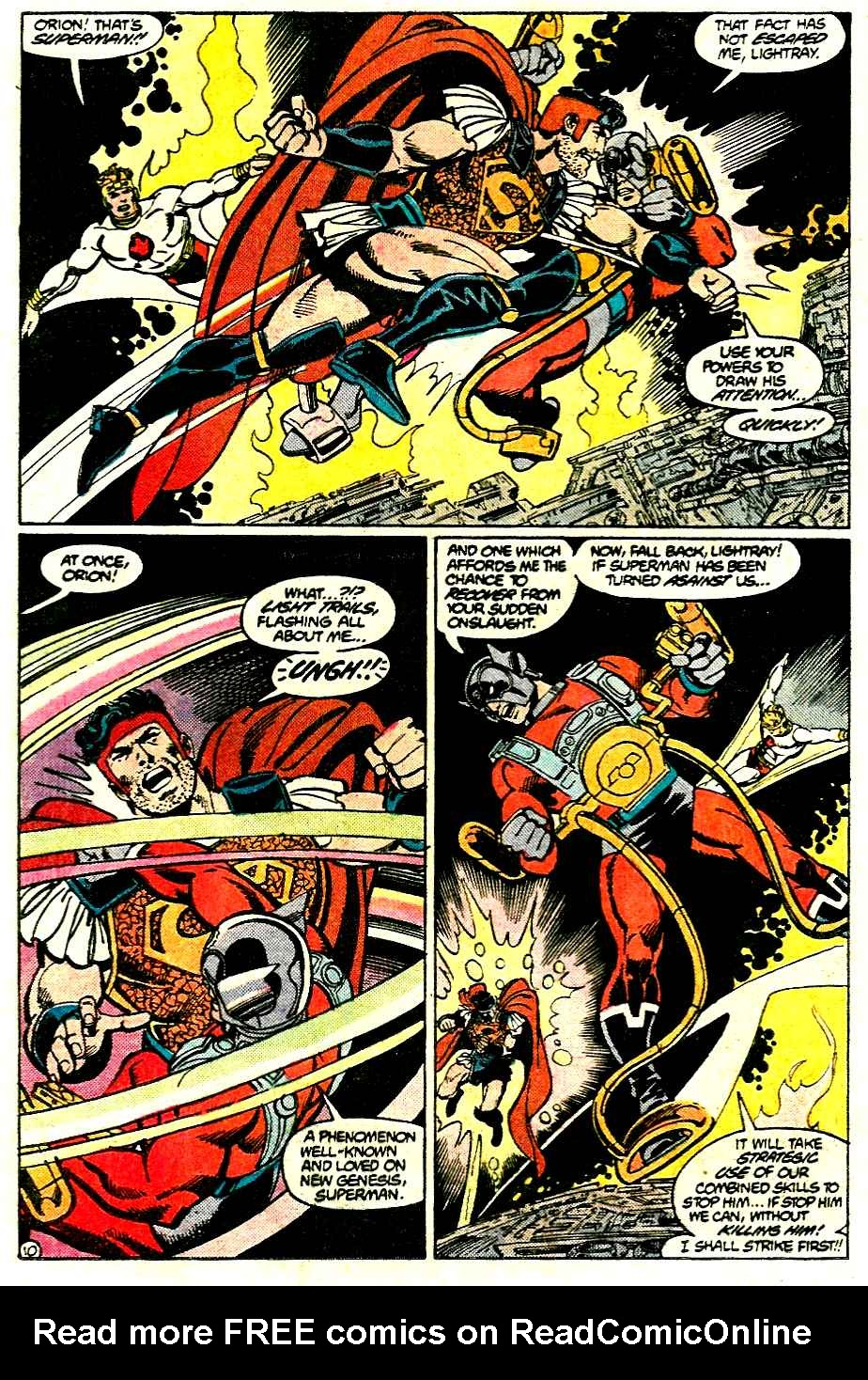 Read online Action Comics (1938) comic -  Issue #586 - 11