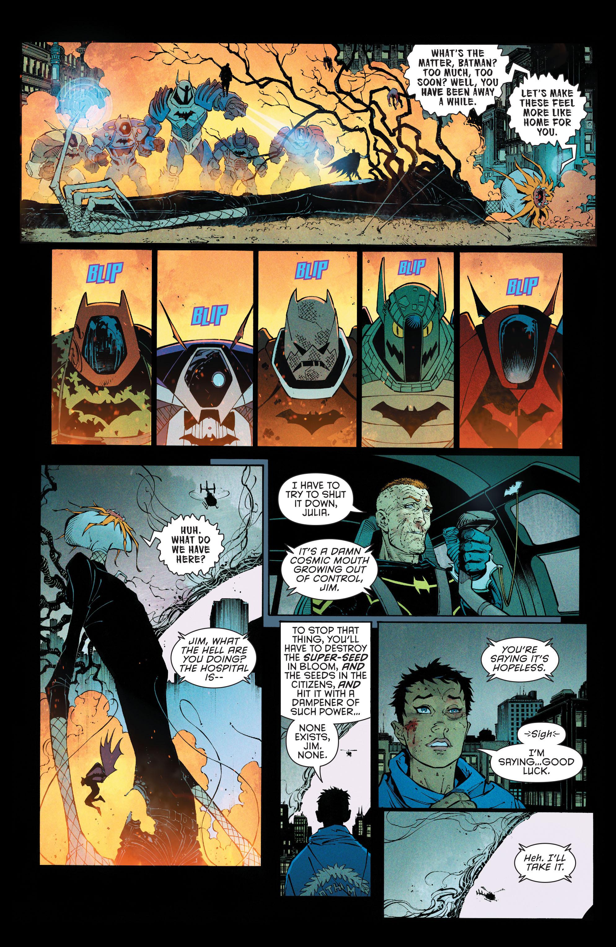 Read online Batman (2011) comic -  Issue # _TPB 9 - 109