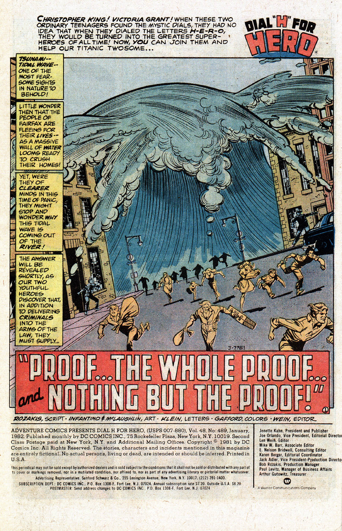 Read online Adventure Comics (1938) comic -  Issue #489 - 3