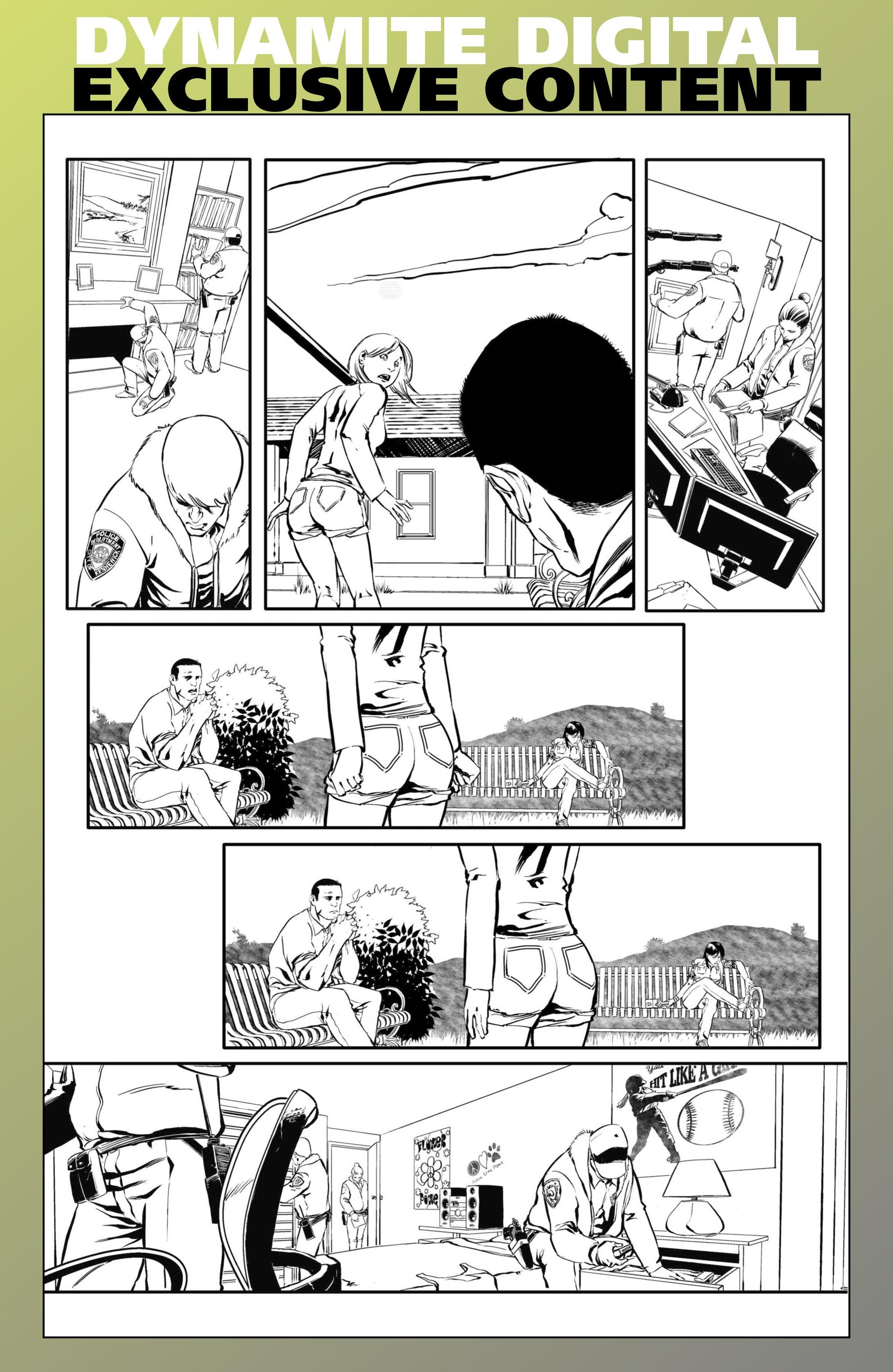 Read online Mercy Thompson comic -  Issue #5 - 35