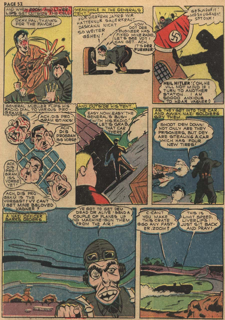 Zip Comics issue 31 - Page 52