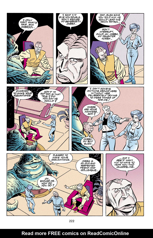 Read online Star Wars Omnibus comic -  Issue # Vol. 30 - 219