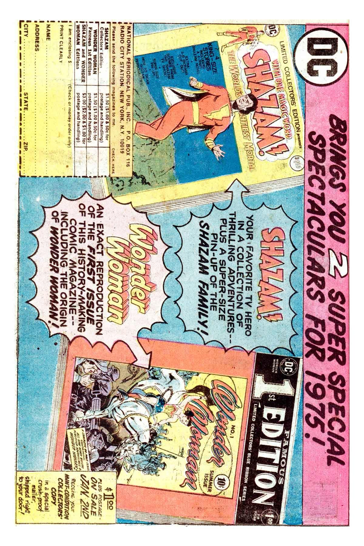 Read online Shazam! (1973) comic -  Issue #17 - 42