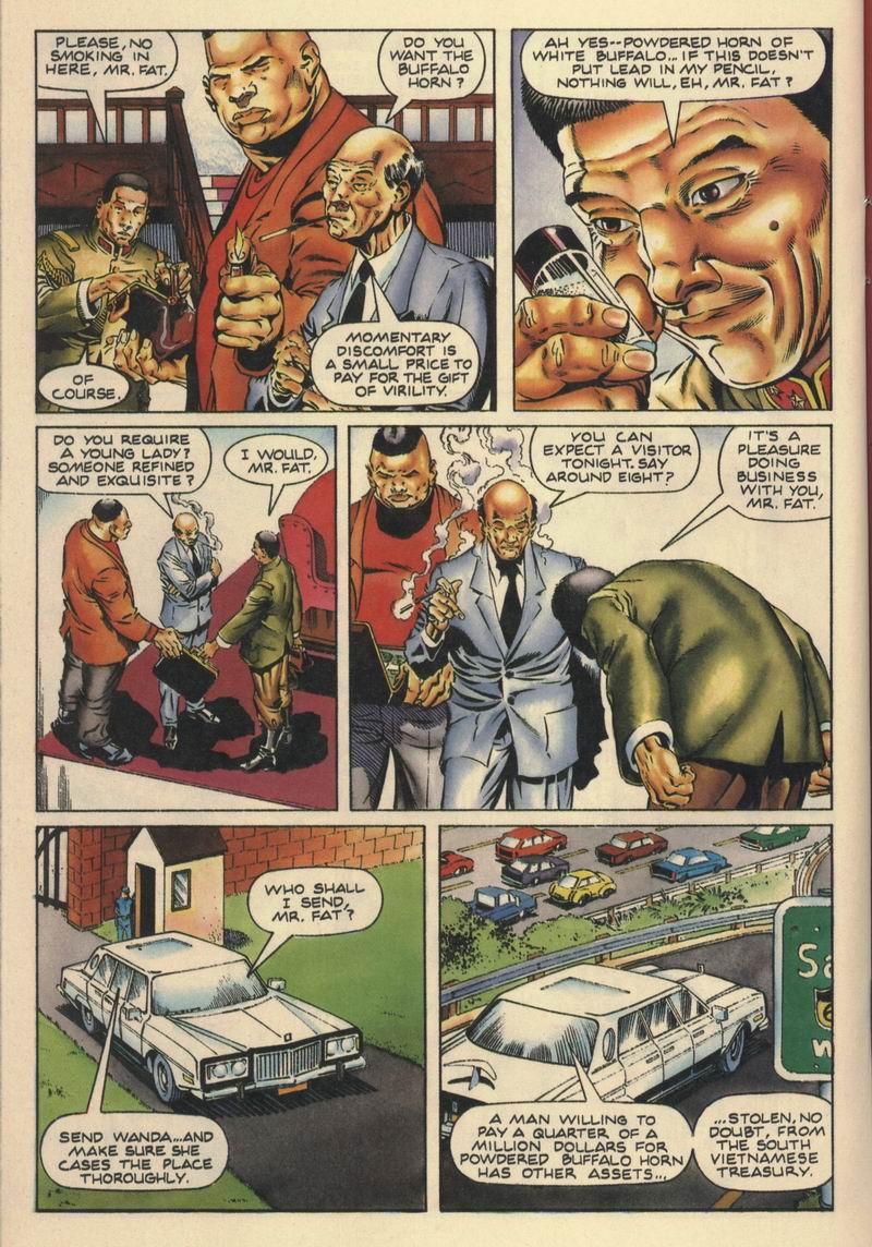 Read online Turok, Dinosaur Hunter (1993) comic -  Issue #10 - 16