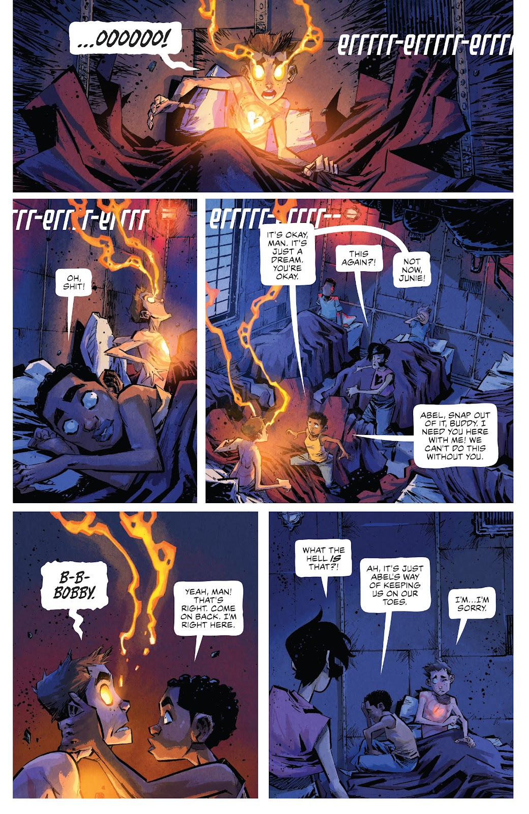 Read online Middlewest comic -  Issue #16 - 8