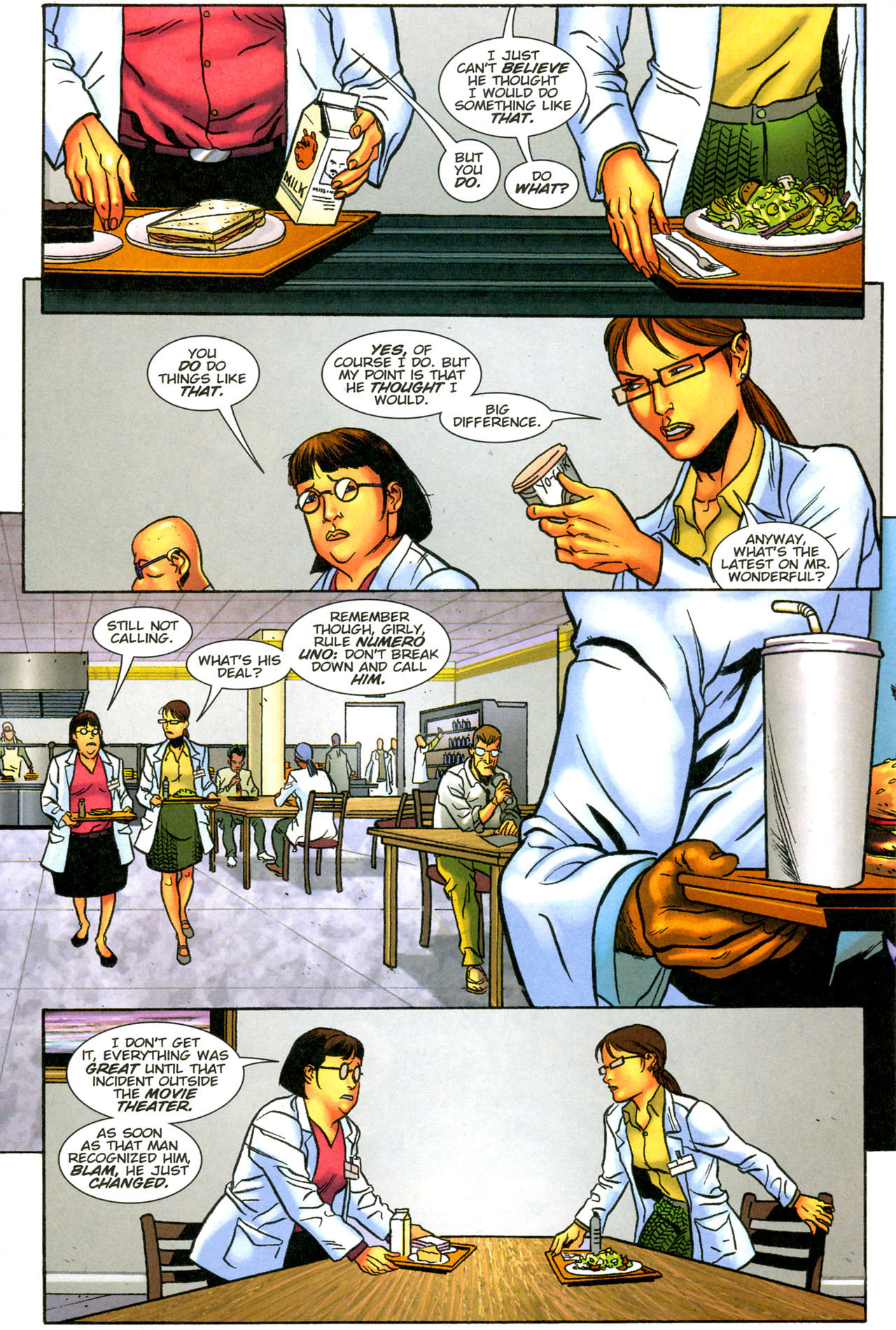 Read online The Exterminators comic -  Issue #12 - 11