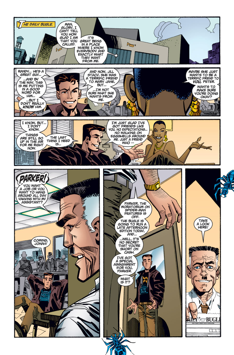 The Amazing Spider-Man (1999) 20 Page 7