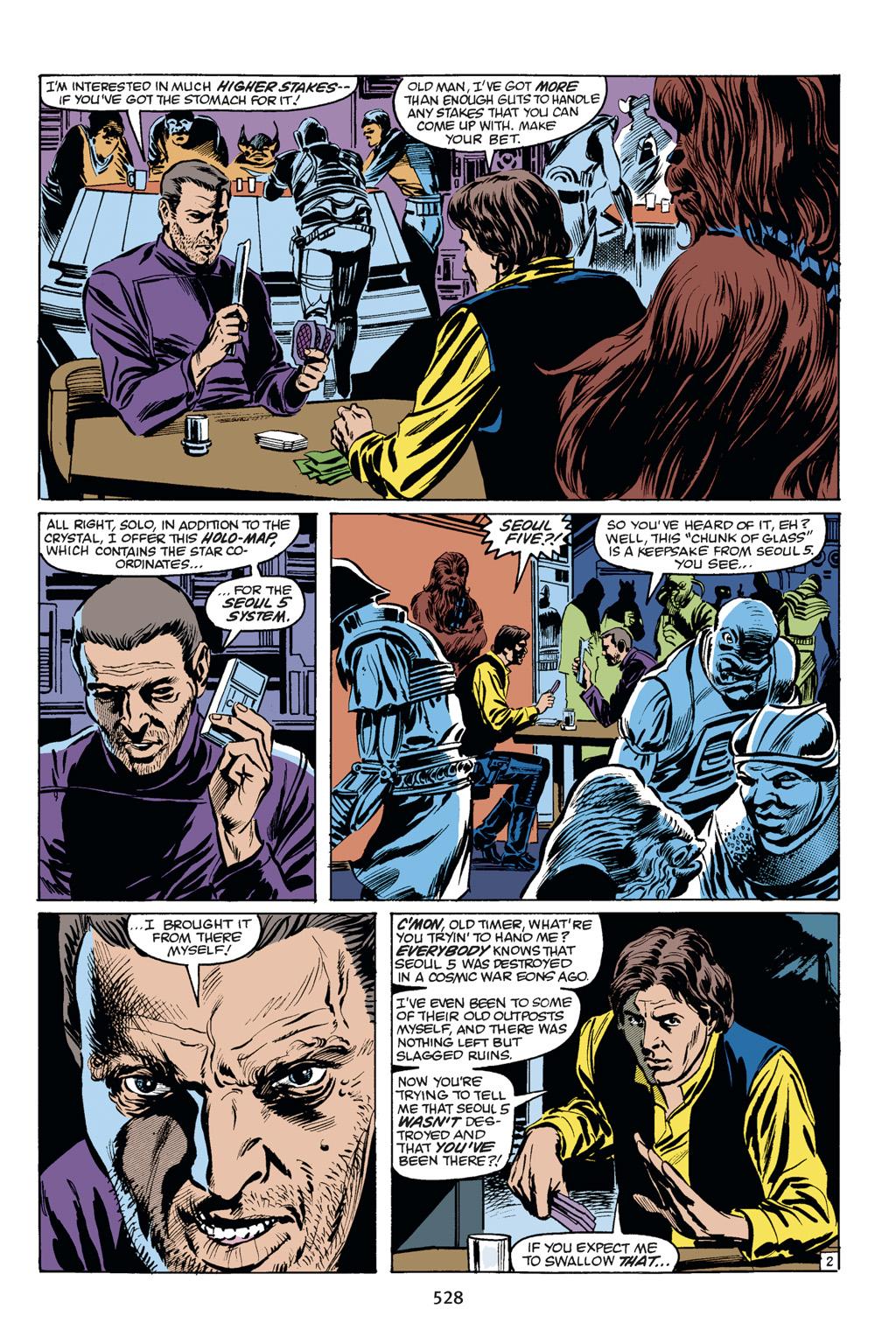 Read online Star Wars Omnibus comic -  Issue # Vol. 18.5 - 242