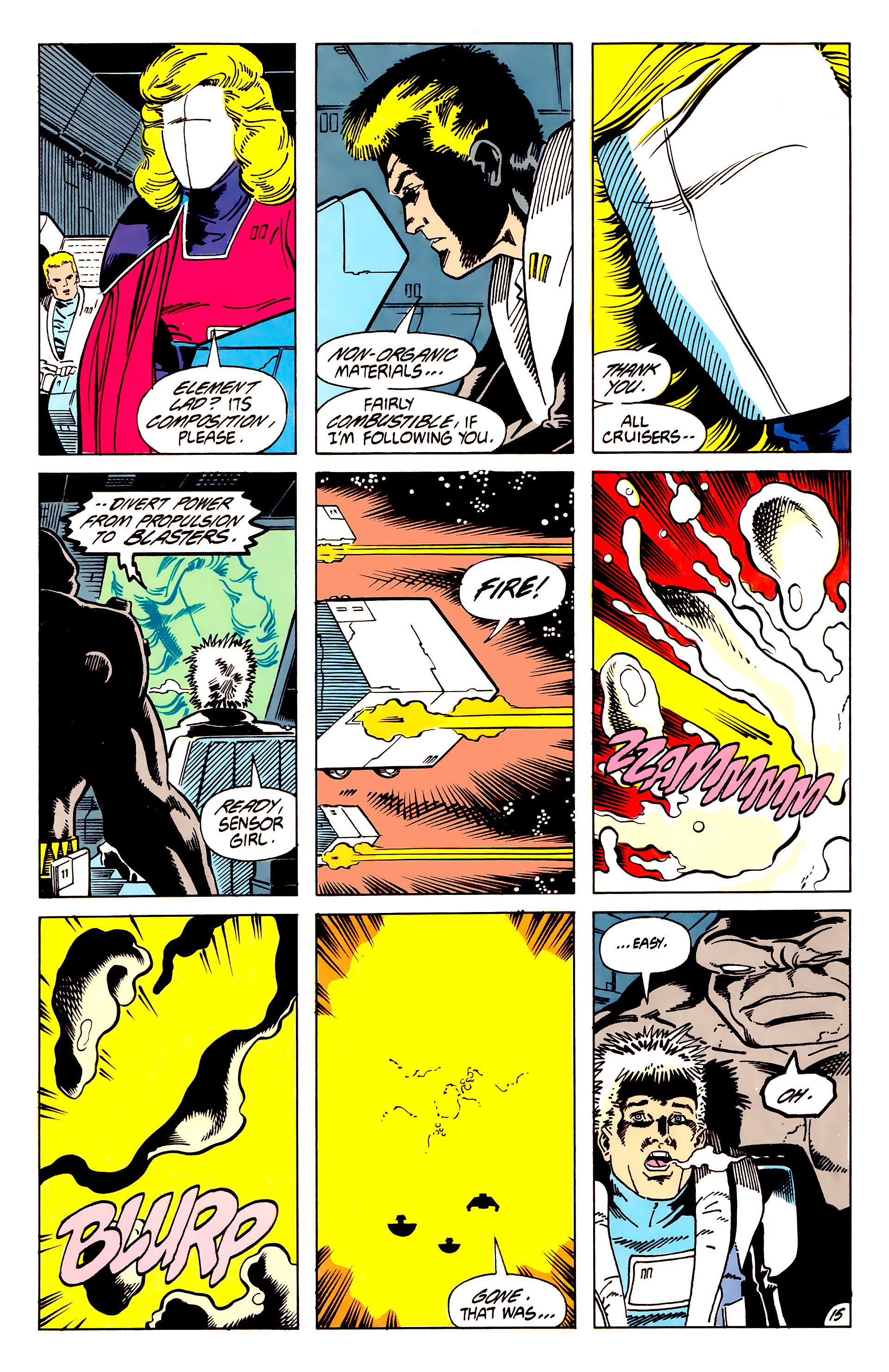 Legion of Super-Heroes (1984) 62 Page 15