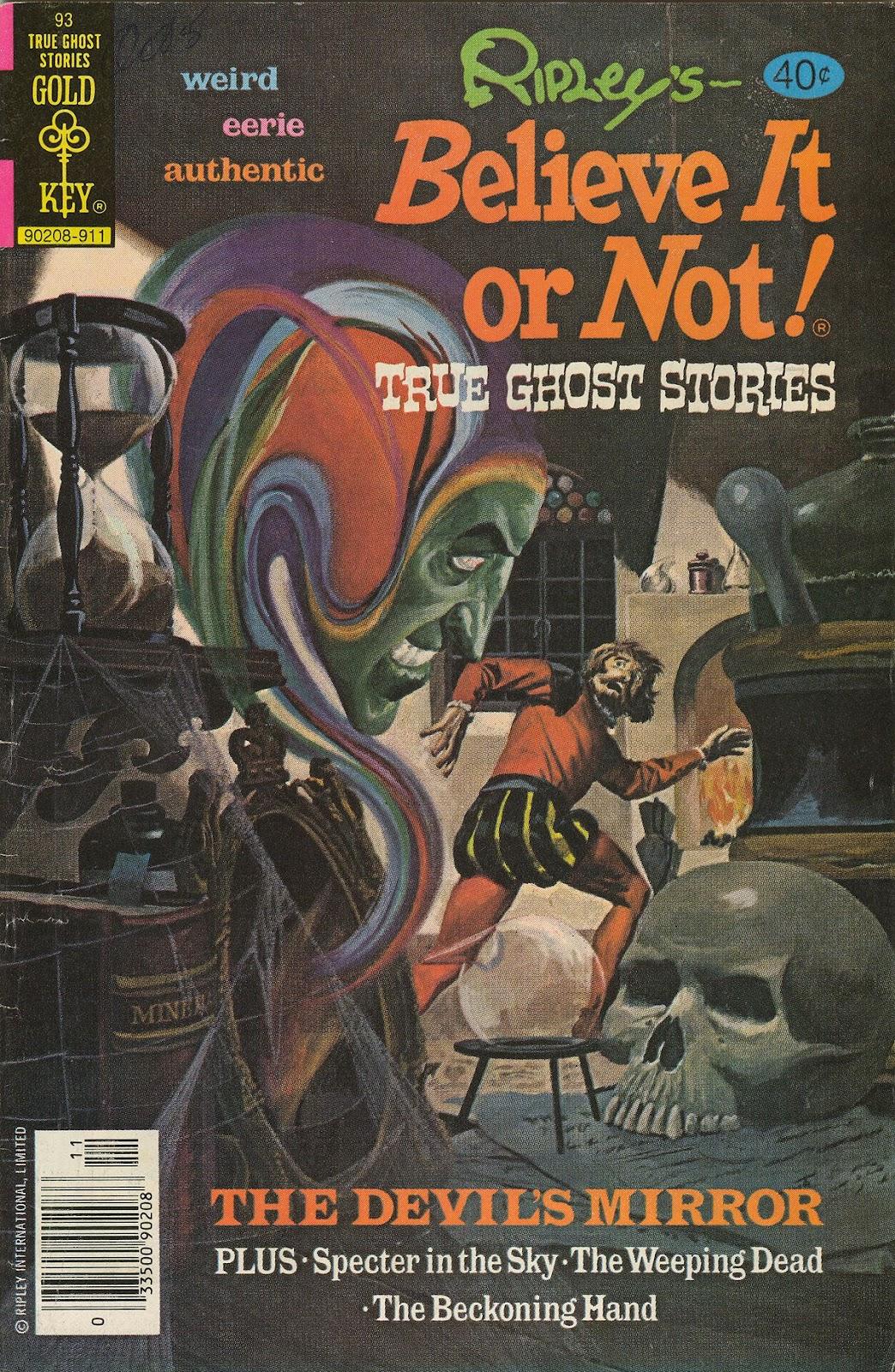 Ripleys Believe it or Not! (1965) 93 Page 1