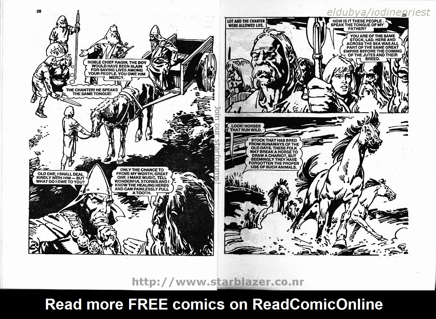 Starblazer issue 281 - Page 16