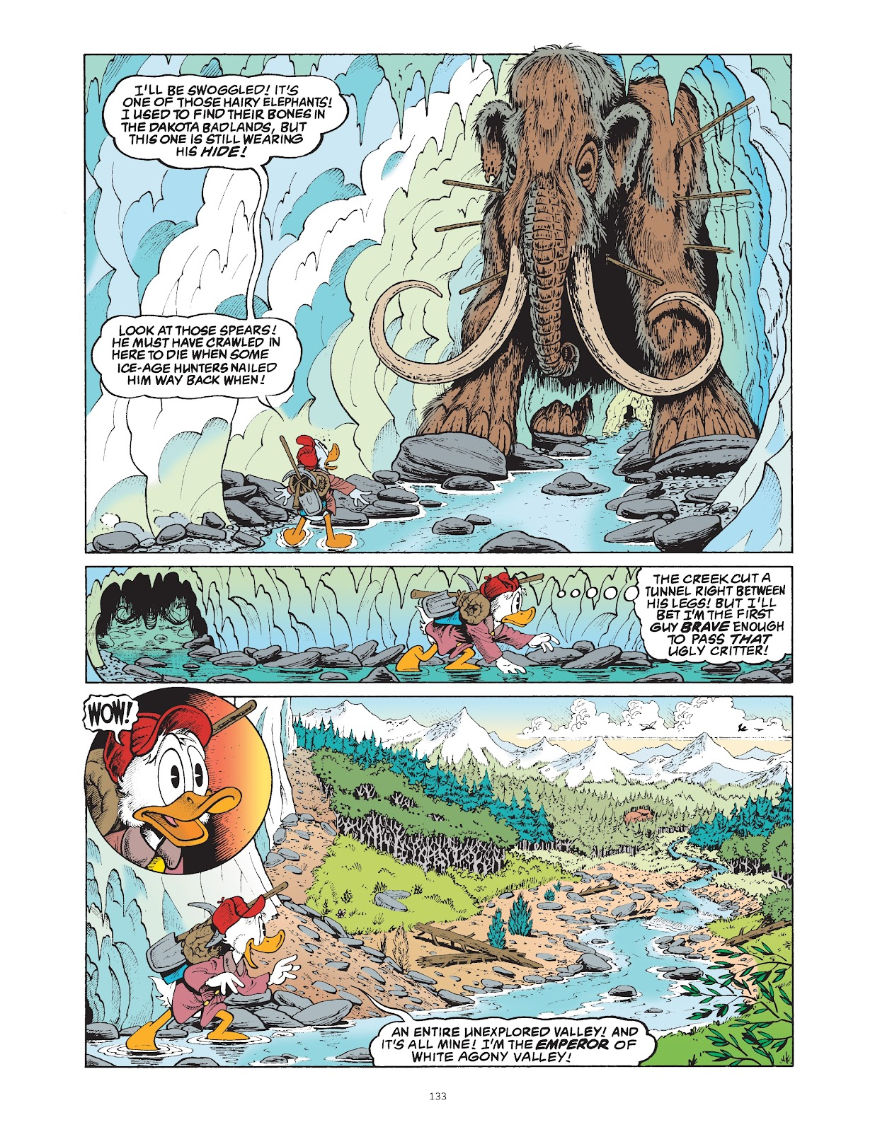 Read online The Complete Life and Times of Scrooge McDuck comic -  Issue # TPB 1 (Part 2) - 32