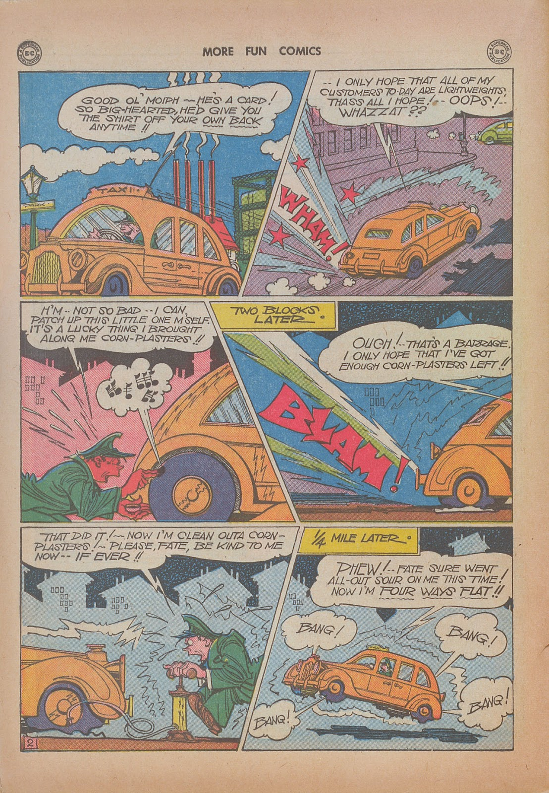 More Fun Comics issue 115 - Page 40