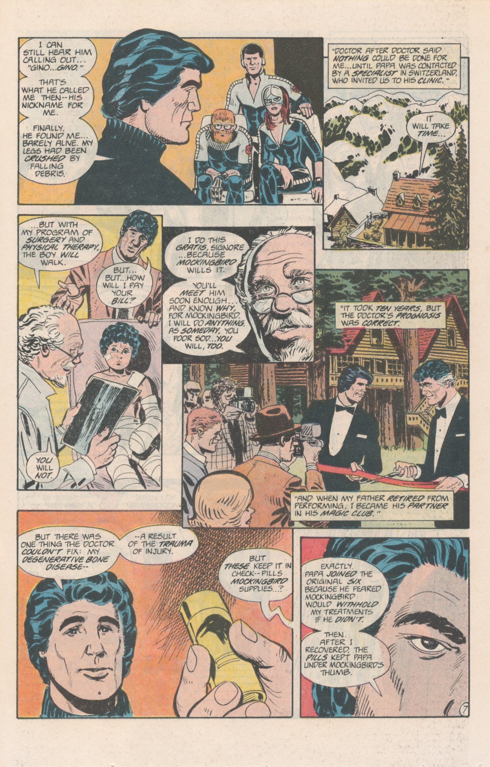 Read online Action Comics (1938) comic -  Issue #607 - 38