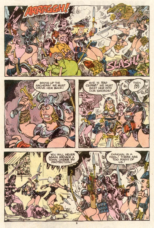 Read online Sergio Aragonés Groo the Wanderer comic -  Issue #50 - 8