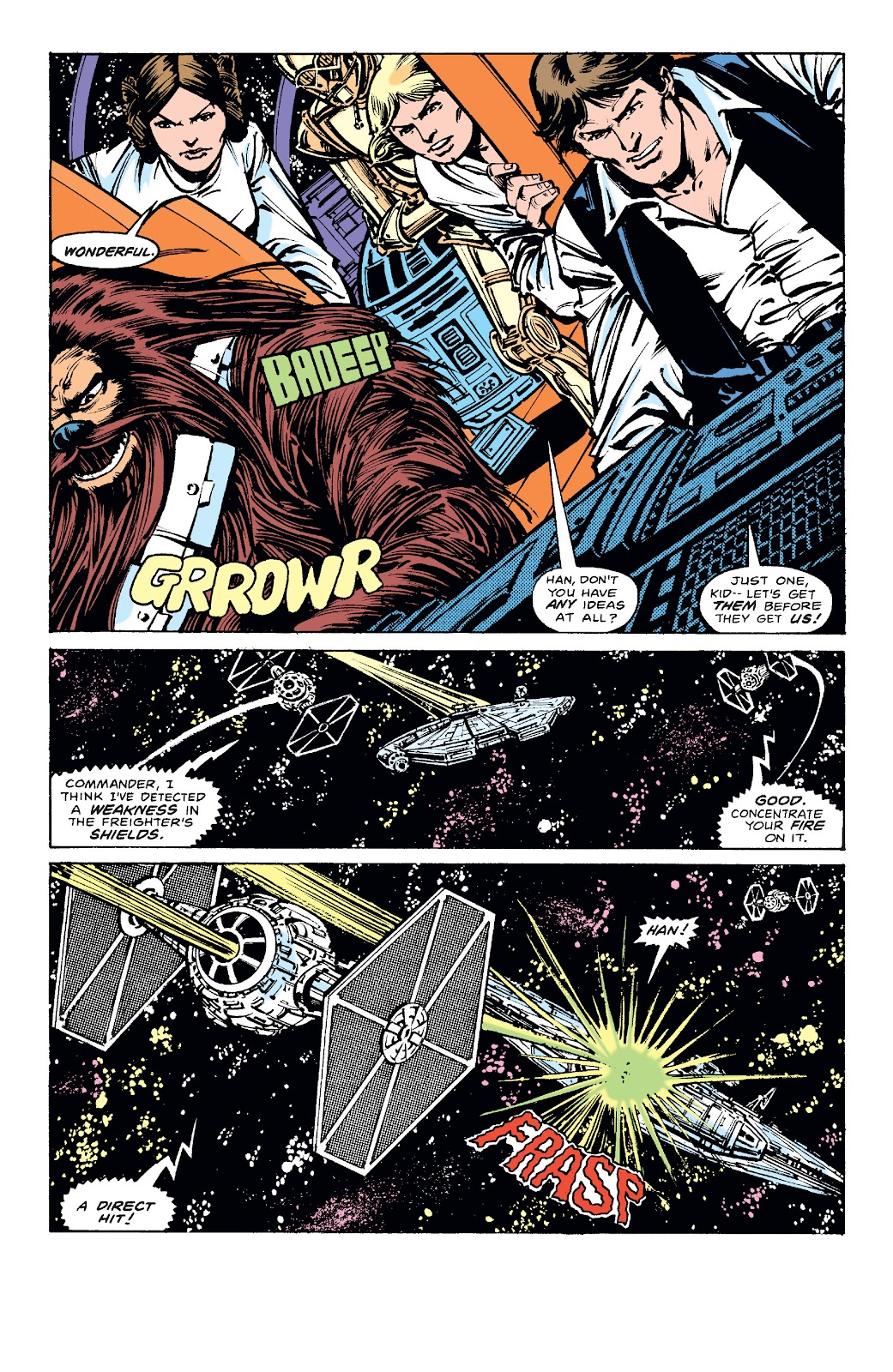 Read online Star Wars Legends: The Original Marvel Years - Epic Collection comic -  Issue # TPB 2 (Part 1) - 8