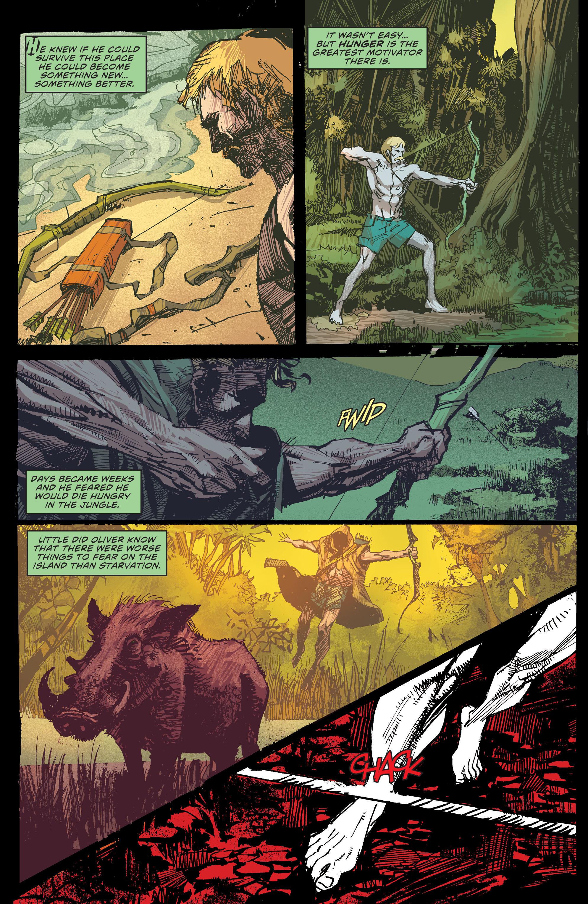 Read online Secret Origins (2014) comic -  Issue #4 - 19