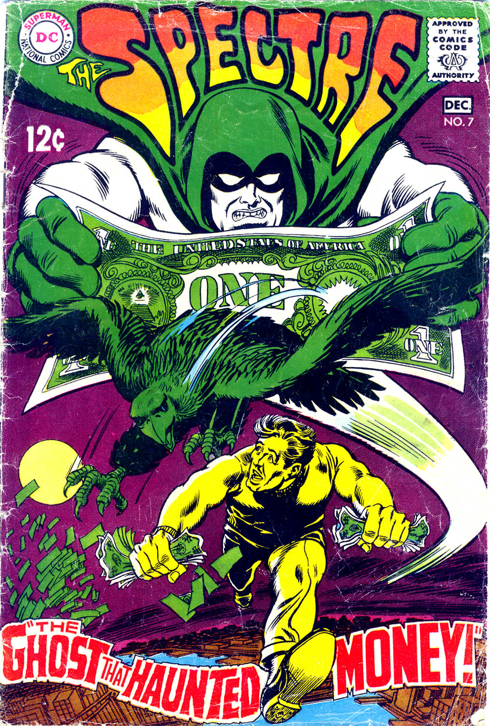 The Spectre (1967) issue 7 - Page 1