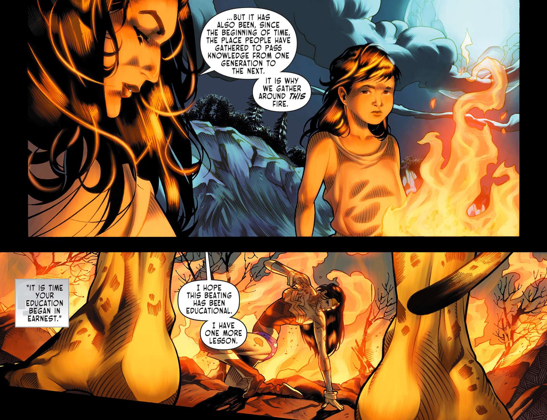 Read online Sensation Comics Featuring Wonder Woman comic -  Issue #13 - 10