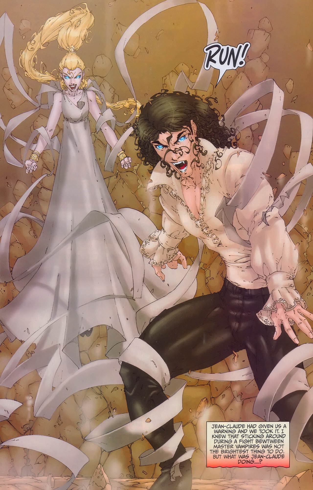 Read online Anita Blake, Vampire Hunter: Guilty Pleasures comic -  Issue #3 - 18