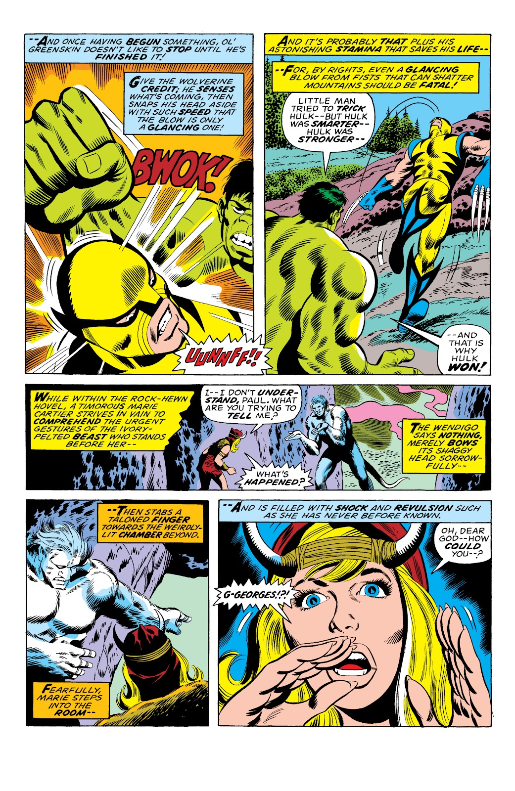 Read online Marvel Masterworks: The Incredible Hulk comic -  Issue # TPB 10 (Part 3) - 20