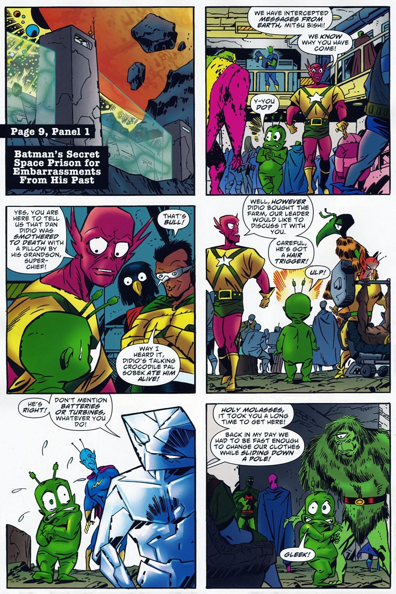 Read online Ambush Bug: Year None comic -  Issue #4 - 10