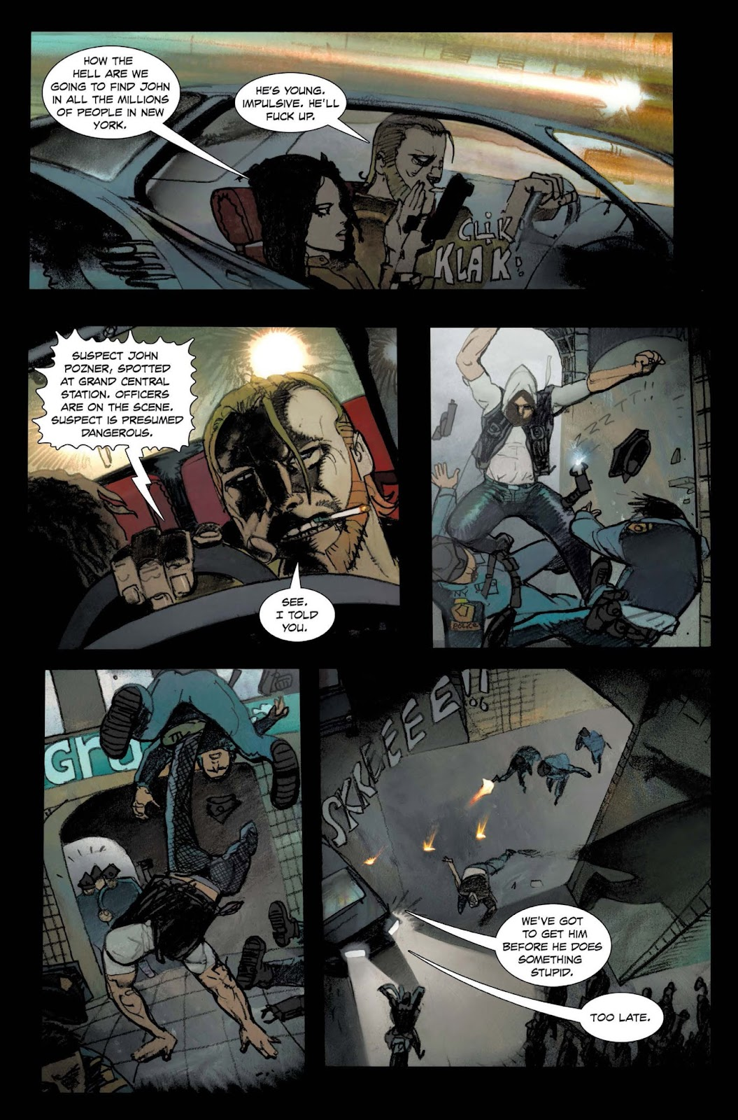13 Coins issue TPB - Page 88