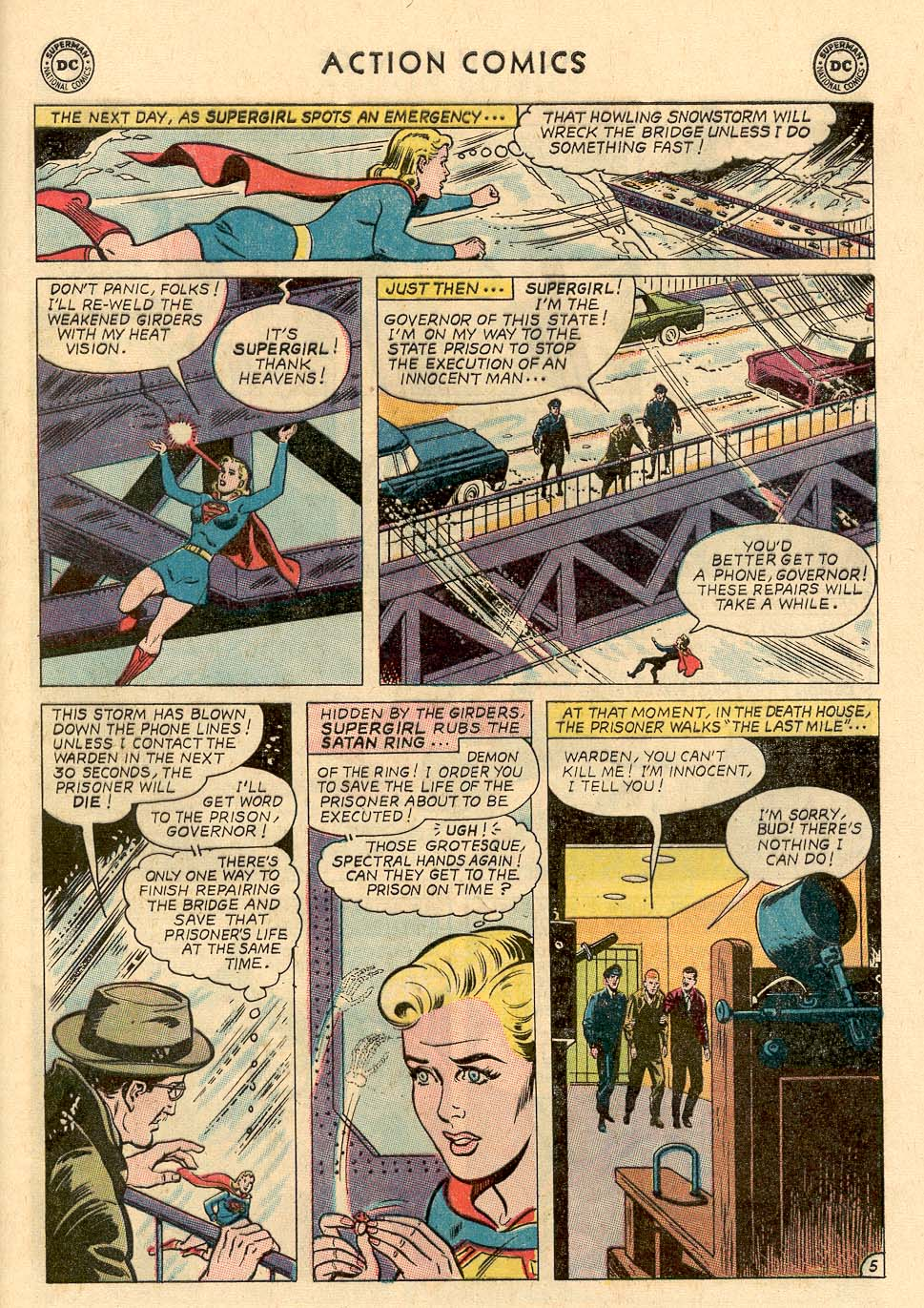 Read online Action Comics (1938) comic -  Issue #324 - 25