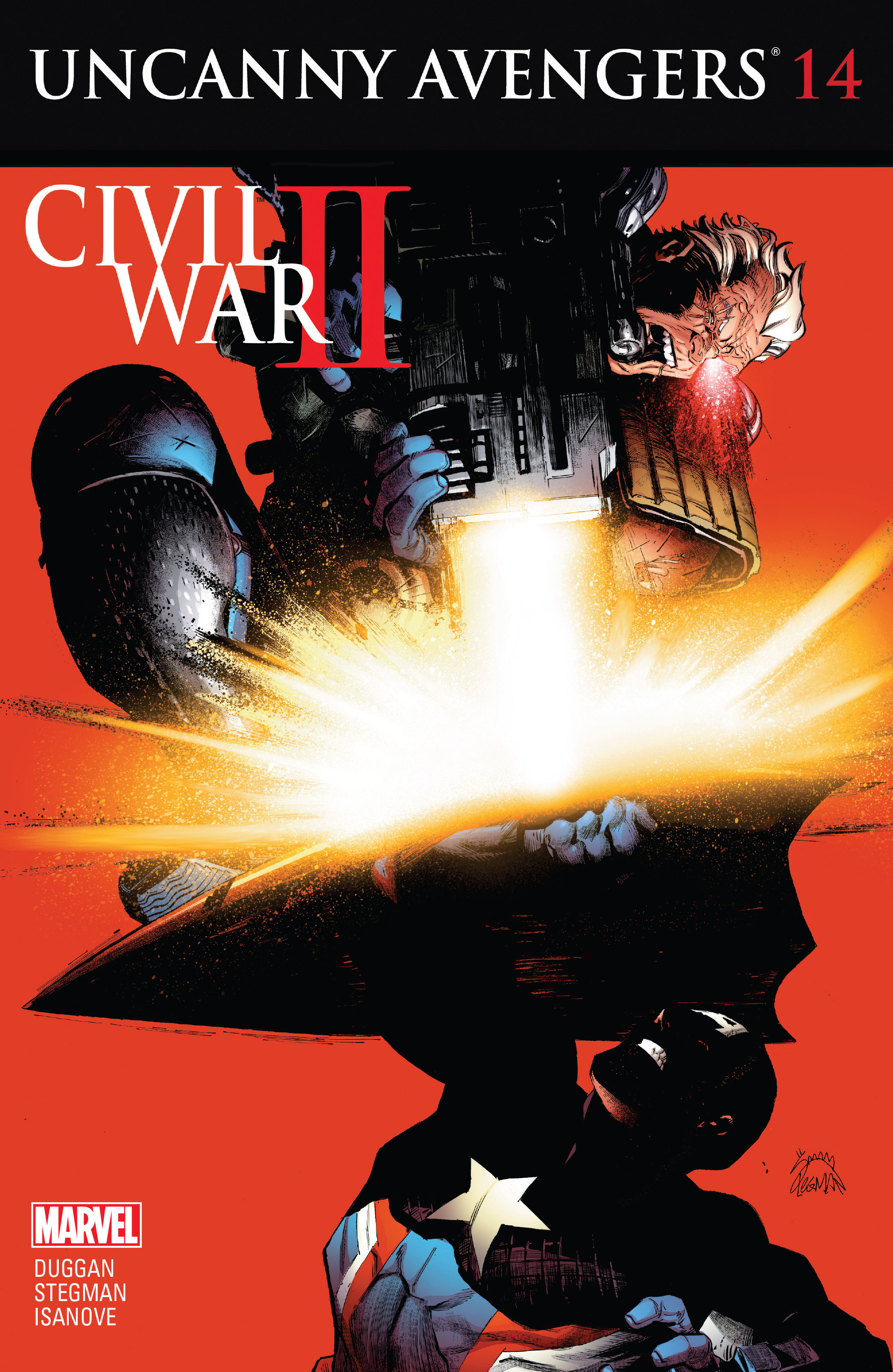 Read online Uncanny Avengers [II] comic -  Issue #14 - 1