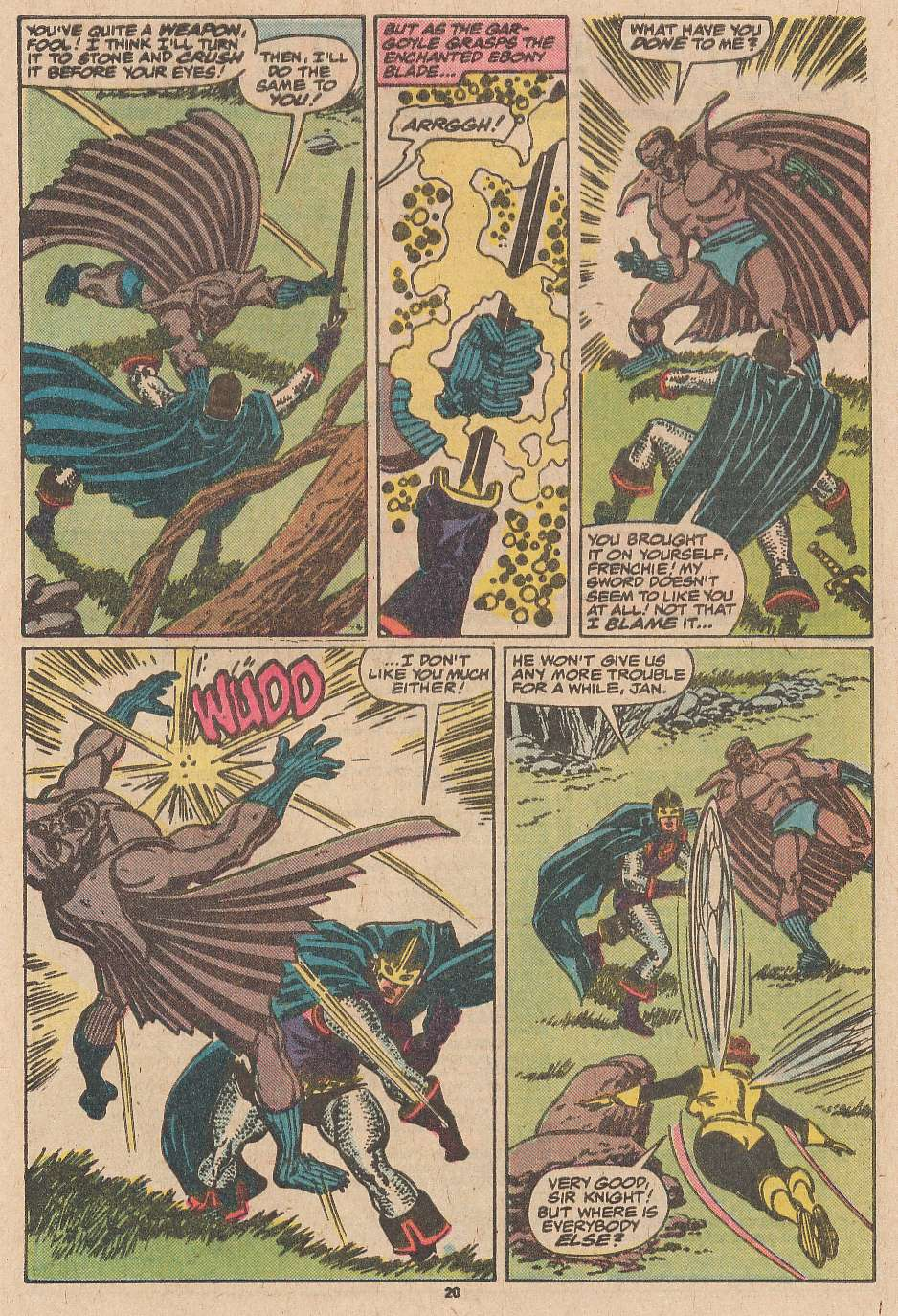 The Avengers (1963) 271 Page 20
