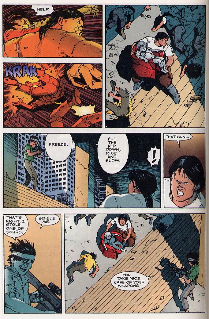 Read online Akira comic -  Issue #19 - 33