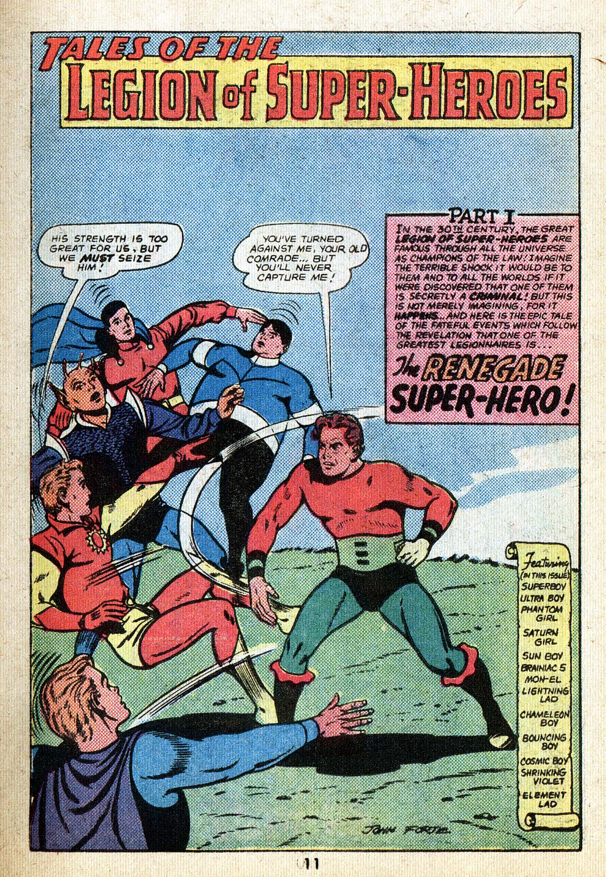 Read online Adventure Comics (1938) comic -  Issue #502 - 11