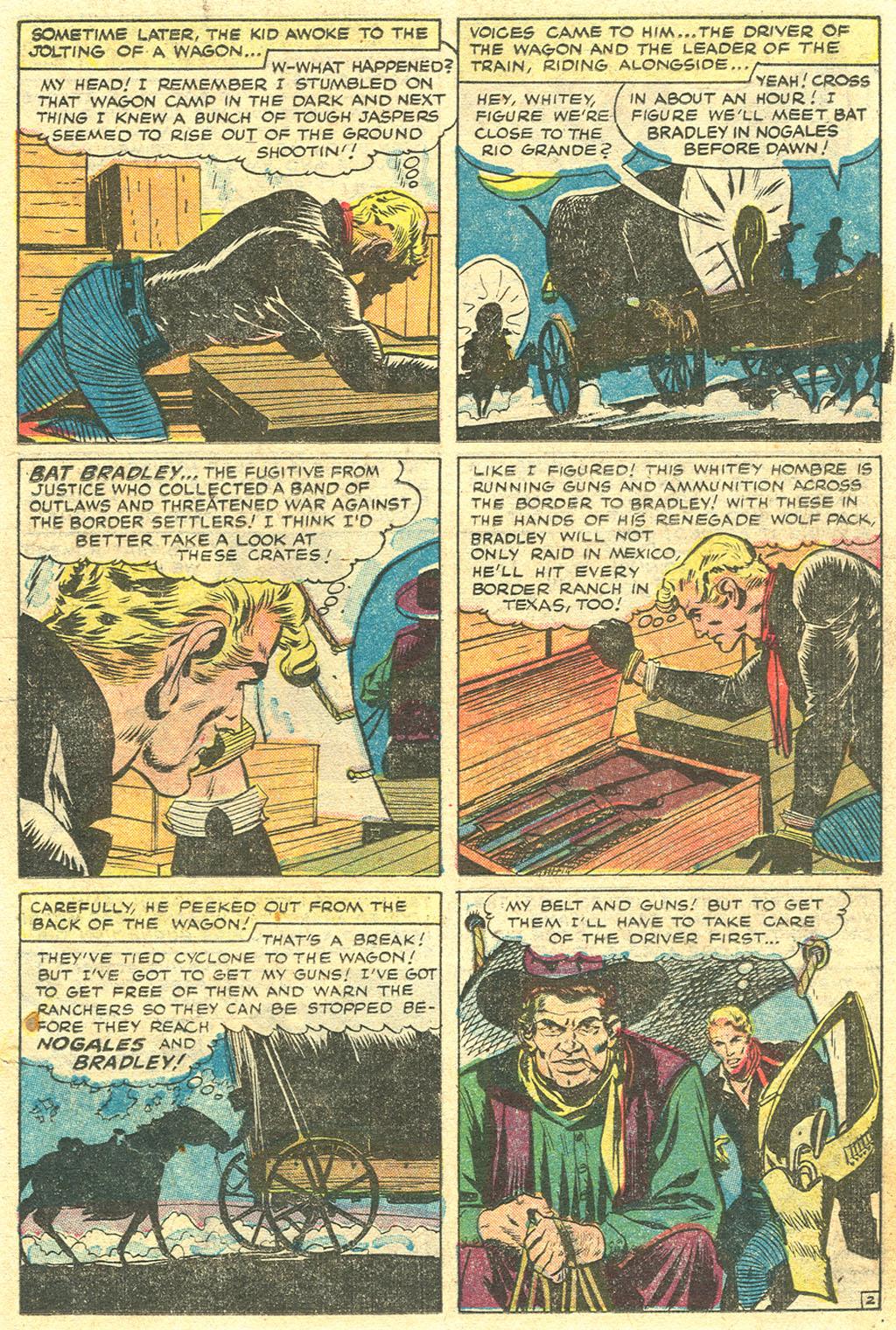 Read online Two-Gun Kid comic -  Issue #29 - 11