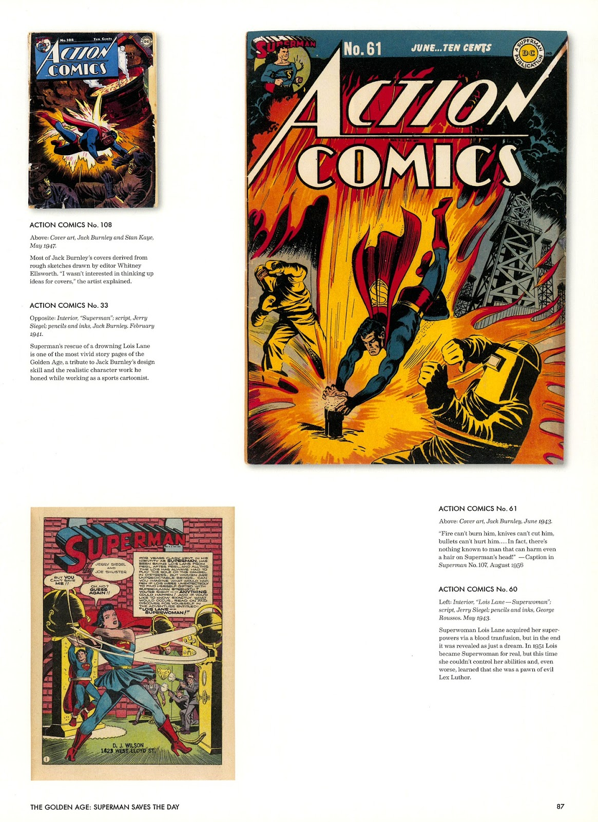 Read online 75 Years Of DC Comics comic -  Issue # TPB (Part 1) - 97