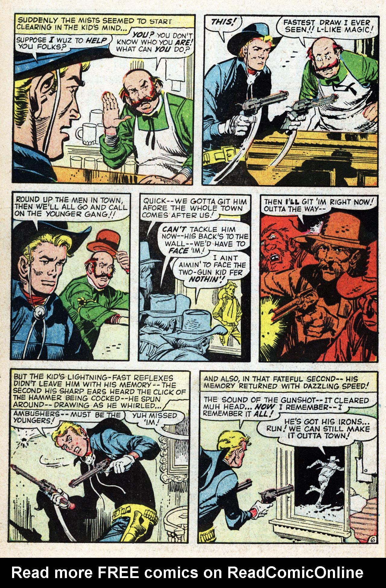 Read online Two-Gun Kid comic -  Issue #46 - 10
