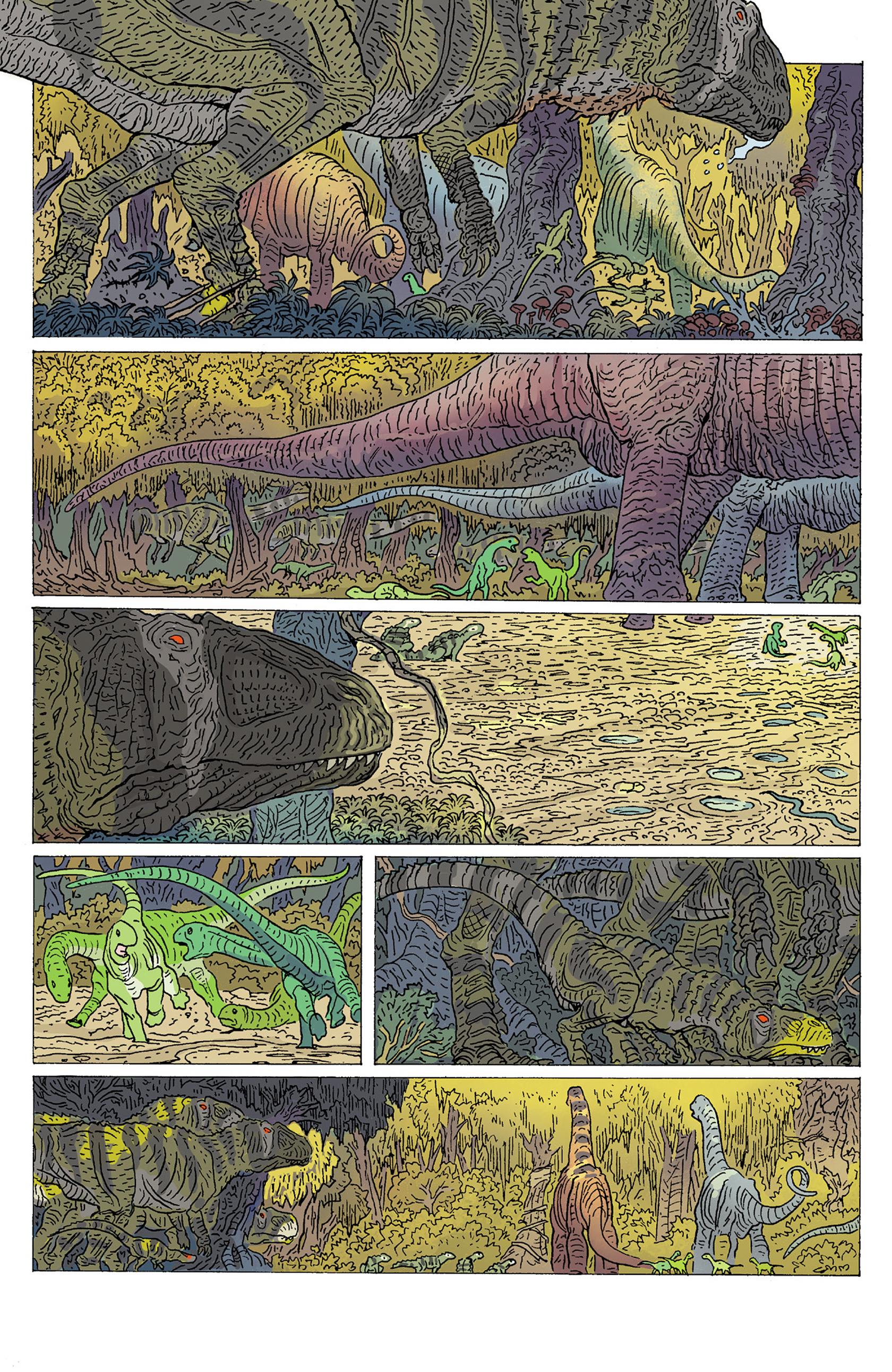 Read online Age of Reptiles: Ancient Egyptians comic -  Issue #2 - 5