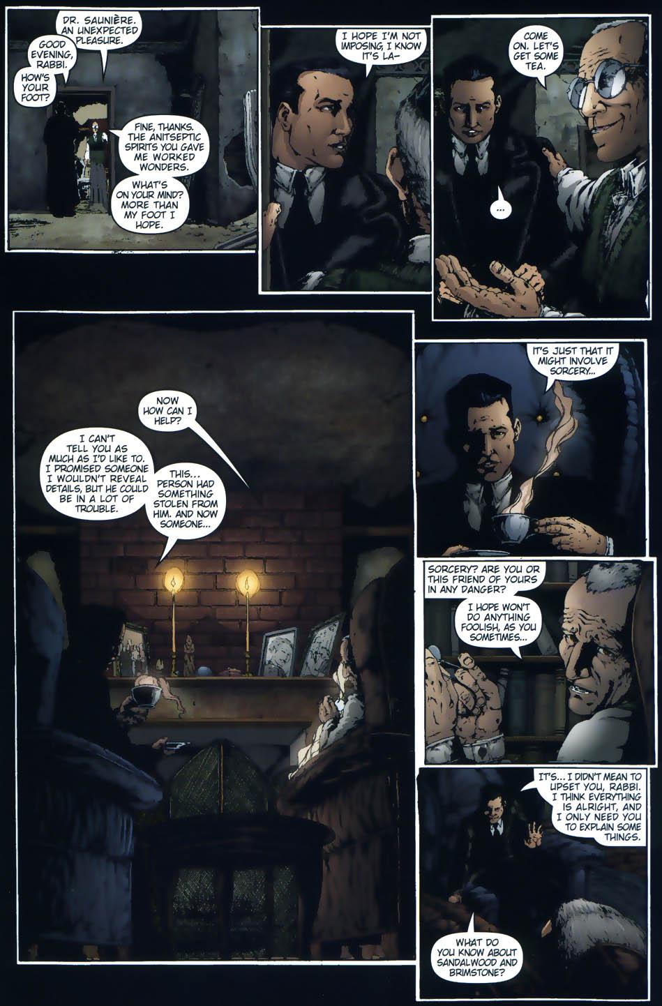 Read online Rex Mundi comic -  Issue #1 - 11