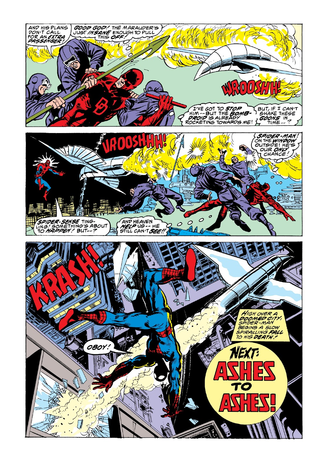 Read online Marvel Masterworks: The Spectacular Spider-Man comic -  Issue # TPB 2 (Part 3) - 24