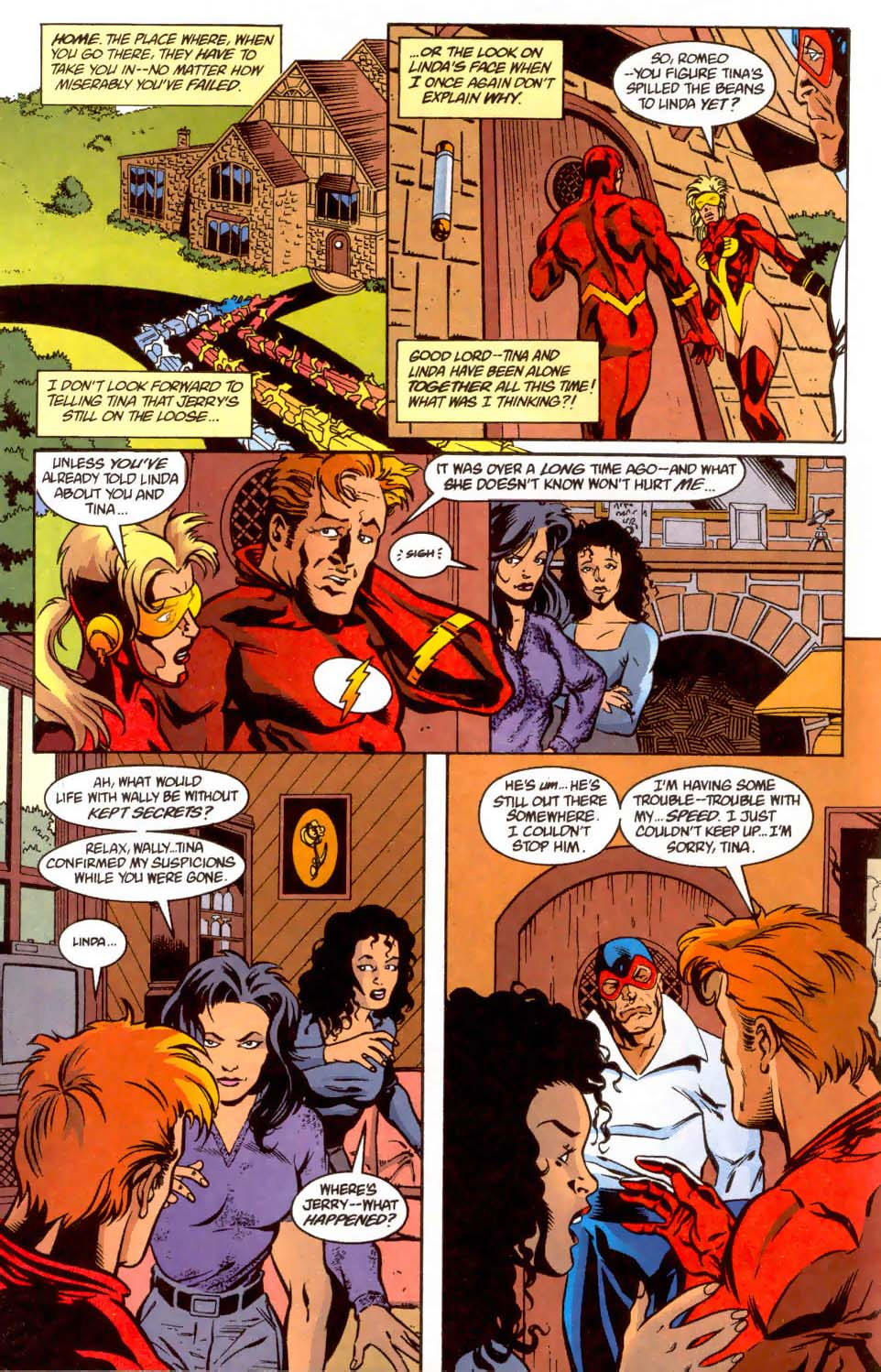 Read online The Flash (1987) comic -  Issue # _Annual 11 - 15