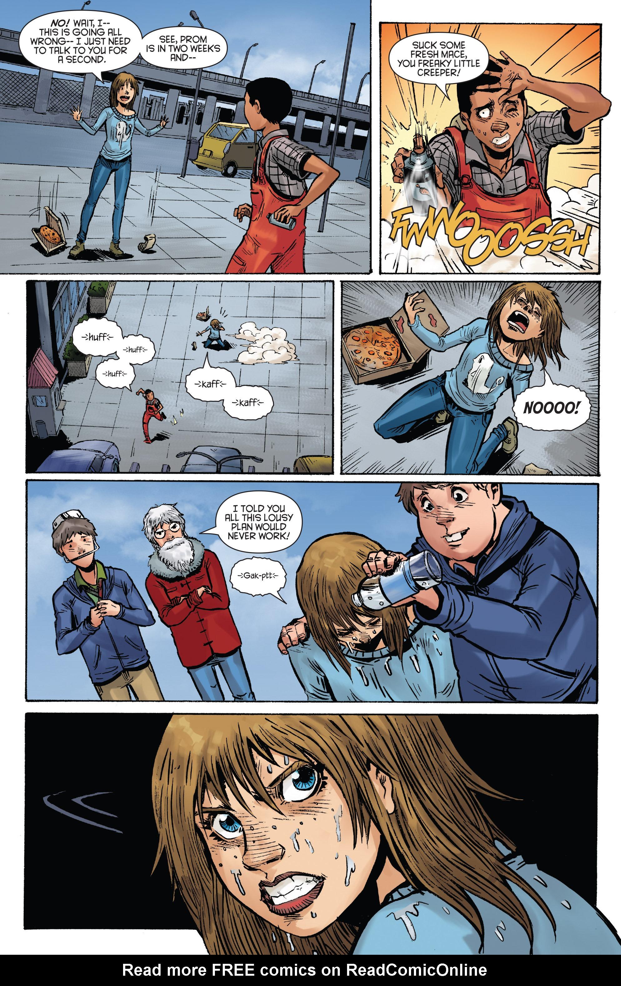 Read online Smosh comic -  Issue #2 - 13