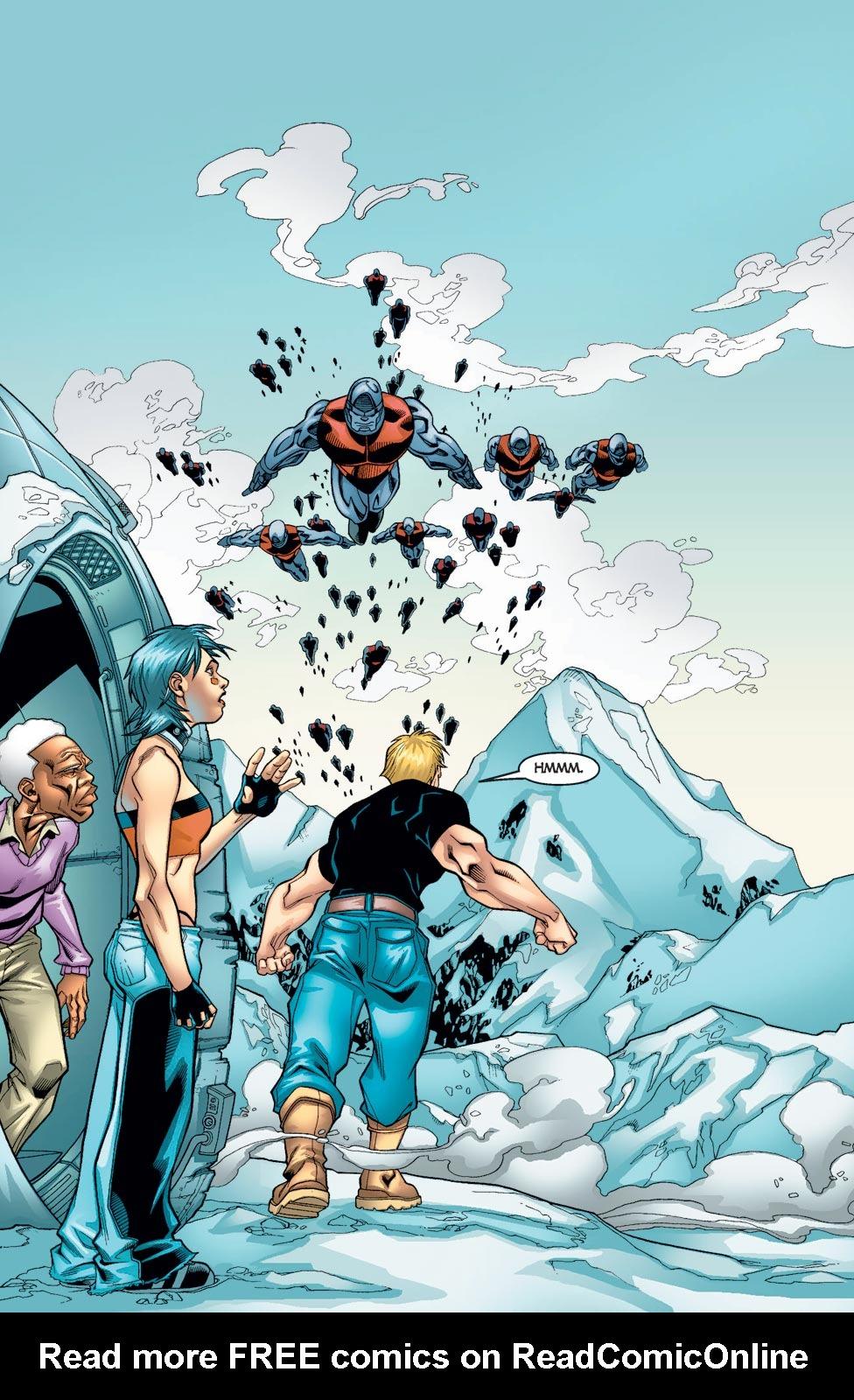 Read online Alpha Flight (2004) comic -  Issue #9 - 21