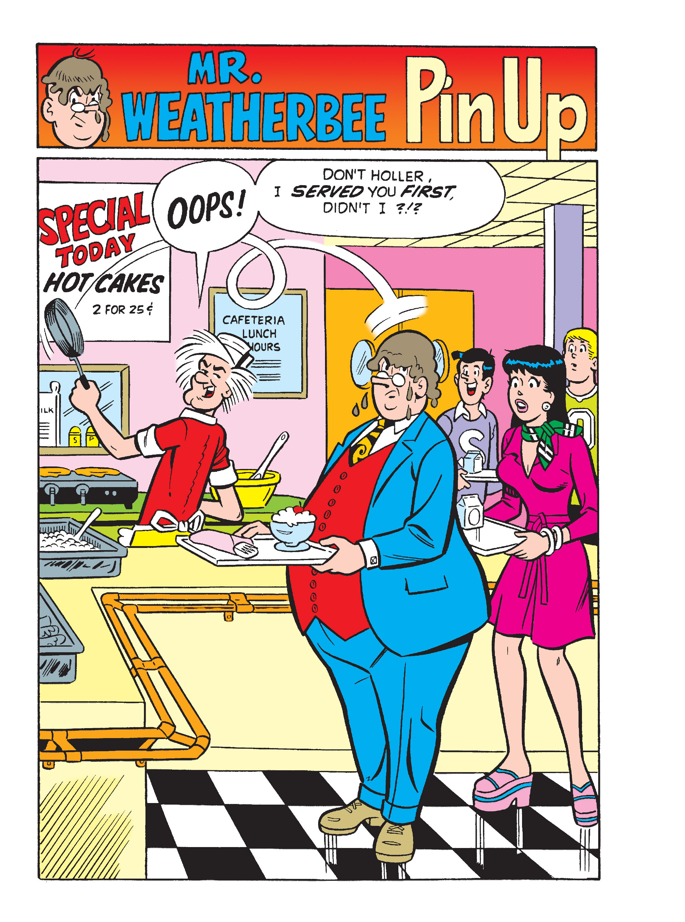 Read online World of Archie Double Digest comic -  Issue #55 - 61