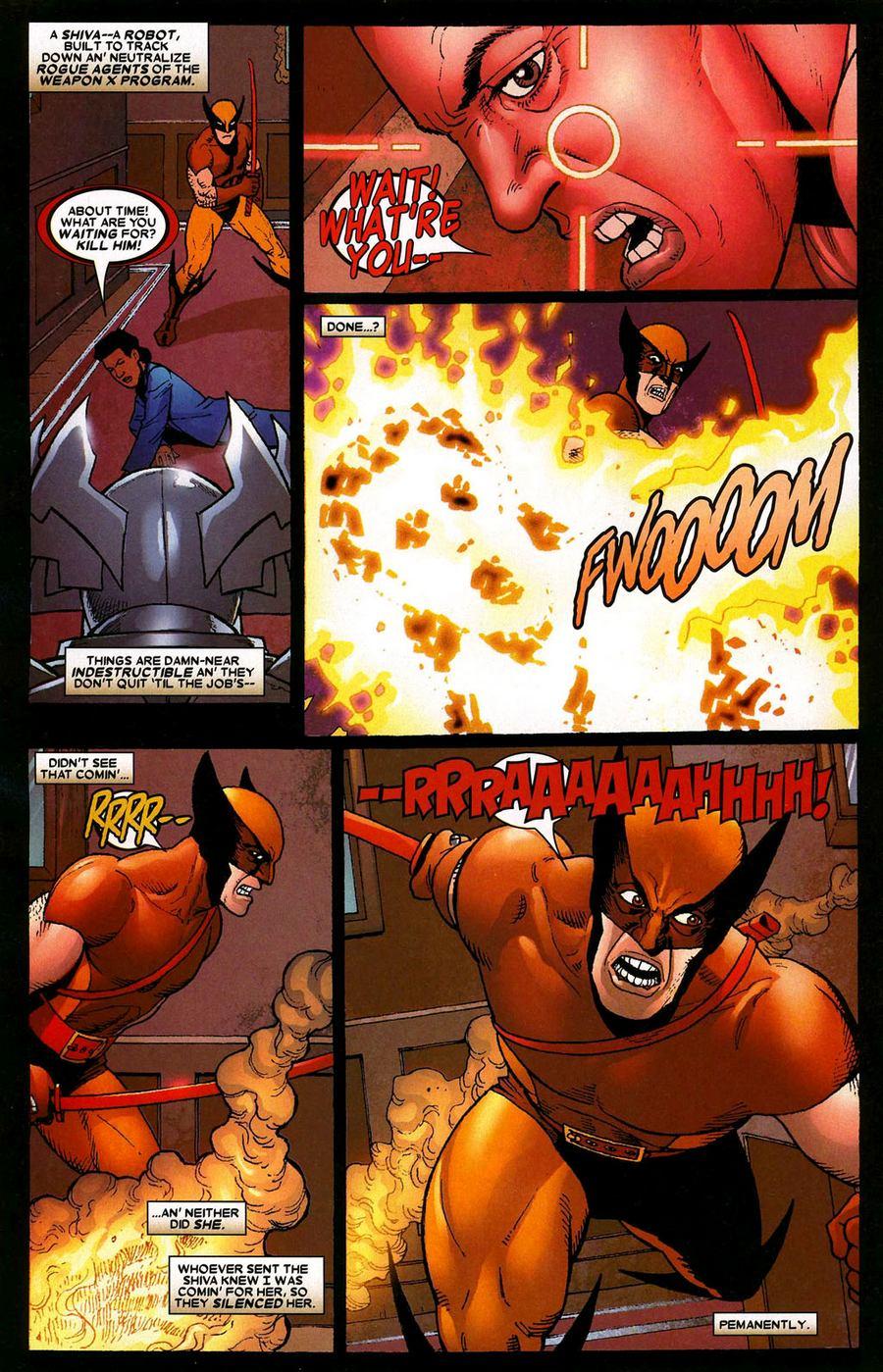 Read online Wolverine: Origins comic -  Issue #1 - 18