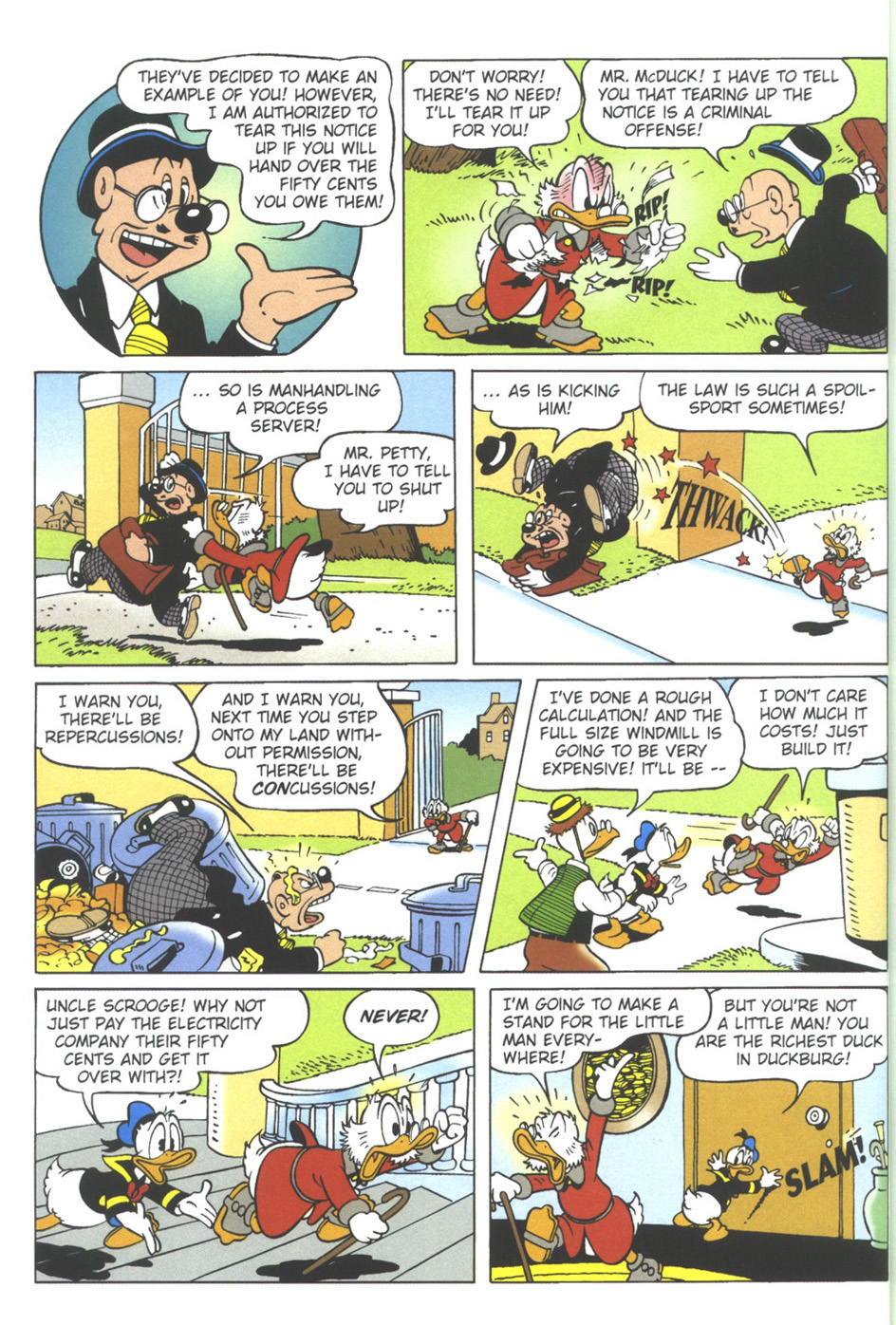 Read online Uncle Scrooge (1953) comic -  Issue #309 - 24