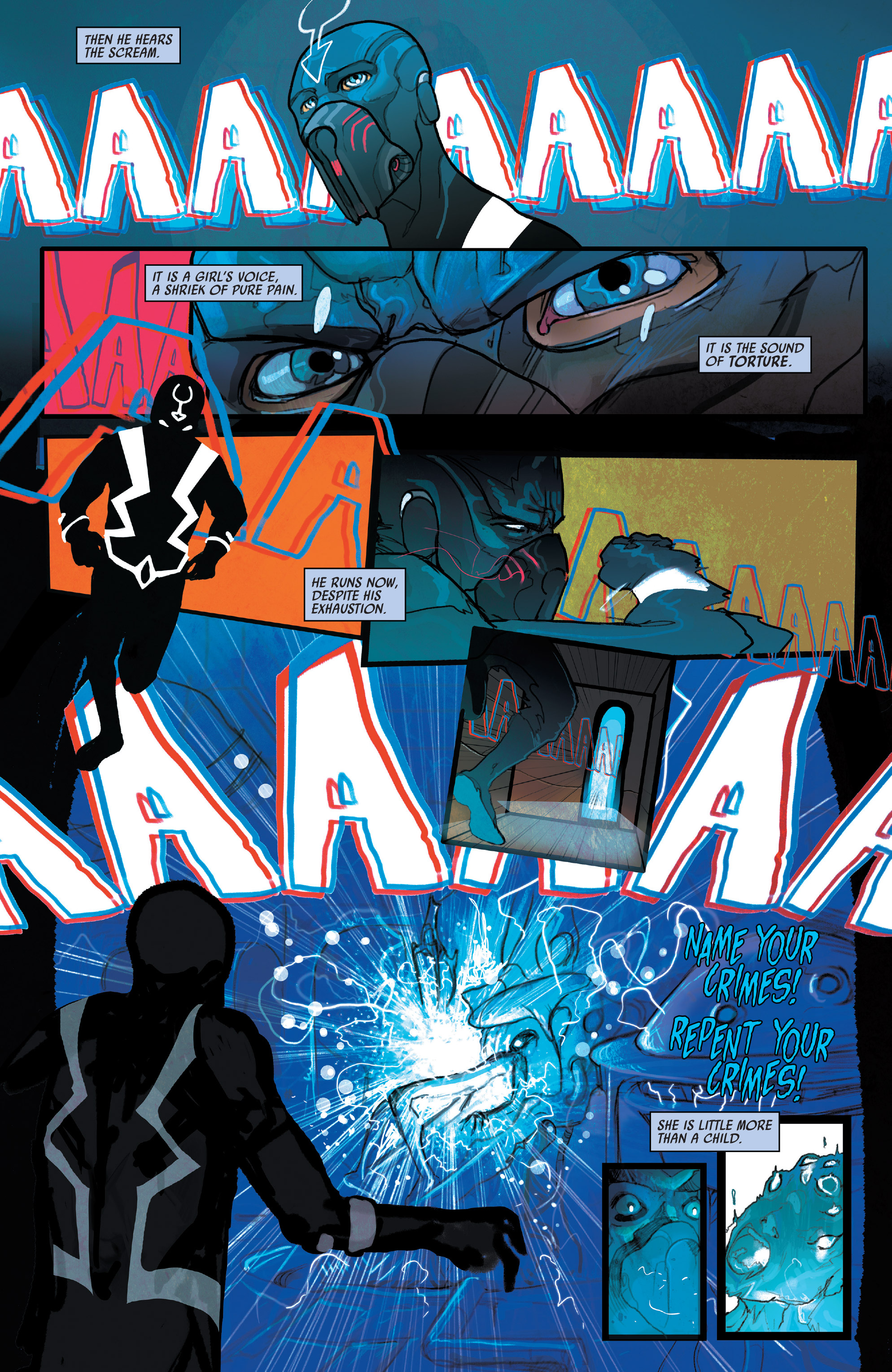 Read online Black Bolt comic -  Issue #1 - 11