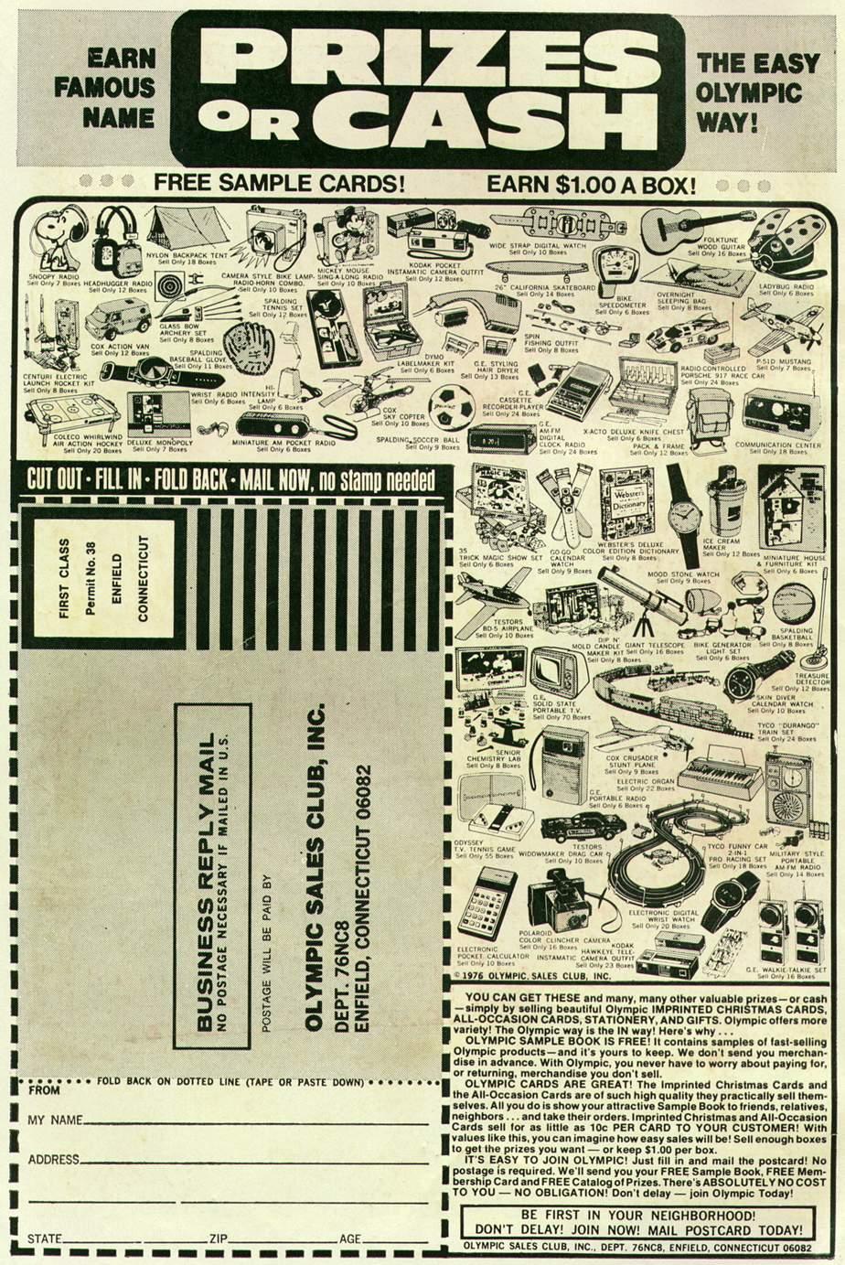 Read online Adventure Comics (1938) comic -  Issue #448 - 2