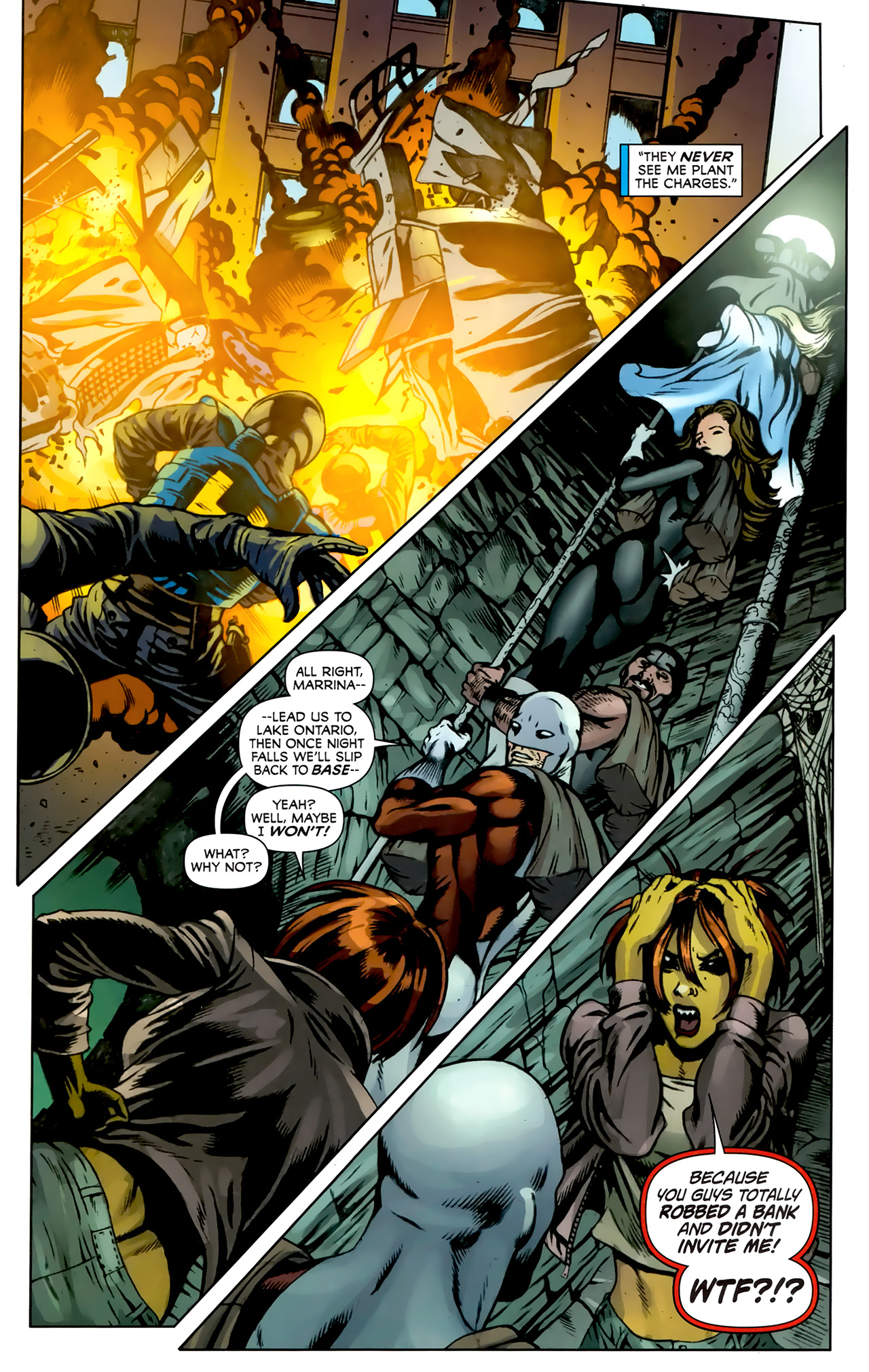 Read online Alpha Flight (2011) comic -  Issue #5 - 15