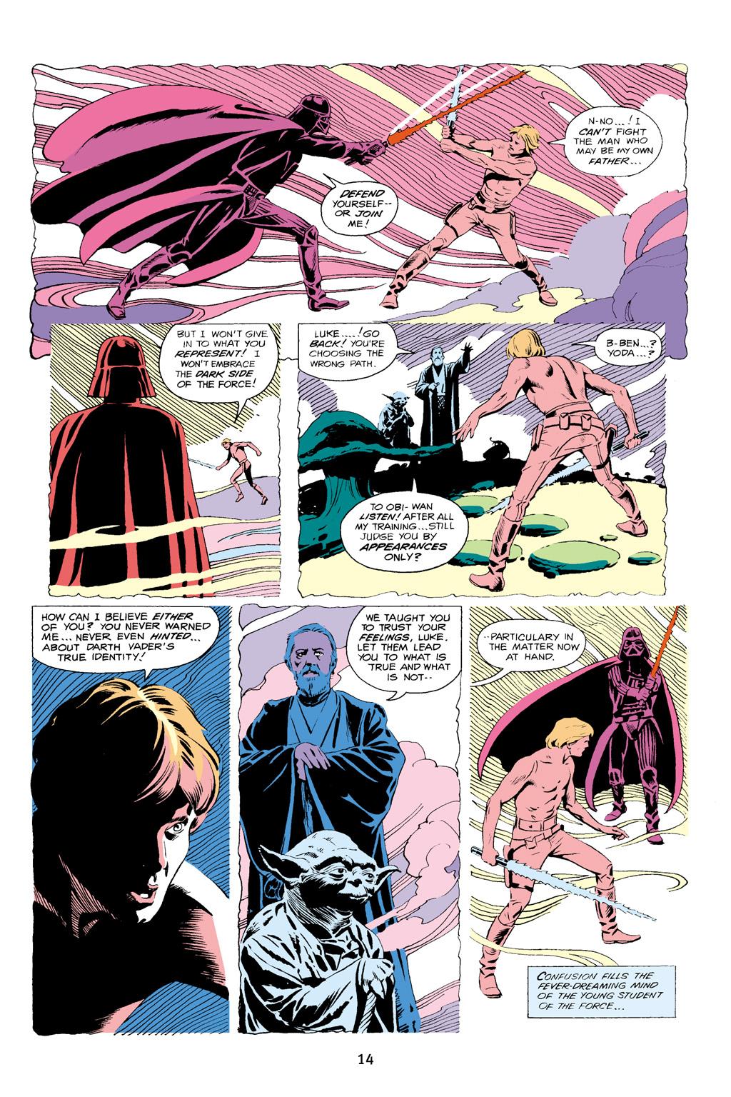 Read online Star Wars Omnibus comic -  Issue # Vol. 16 - 15
