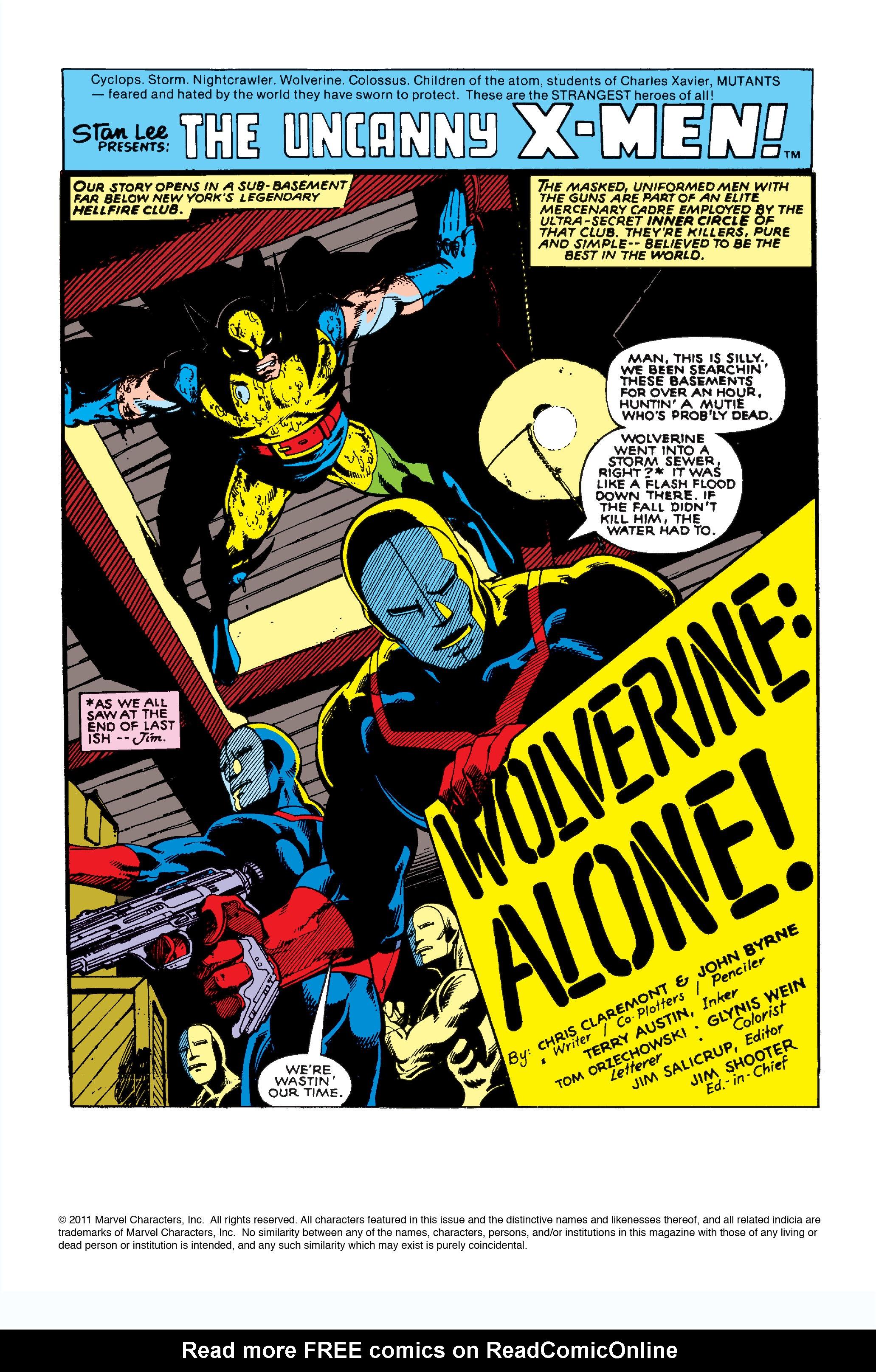Read online Uncanny X-Men (1963) comic -  Issue #133 - 2
